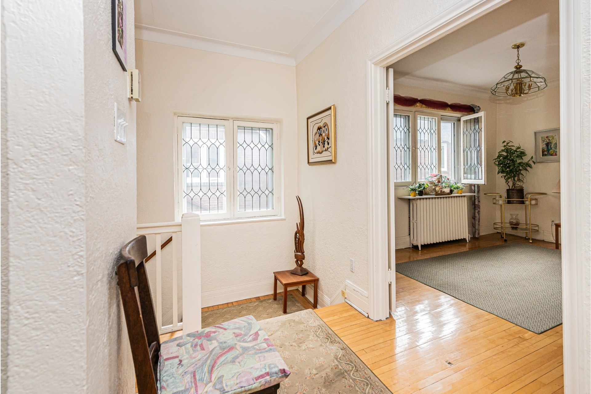 image 2 - Appartement À vendre Côte-des-Neiges/Notre-Dame-de-Grâce Montréal  - 7 pièces