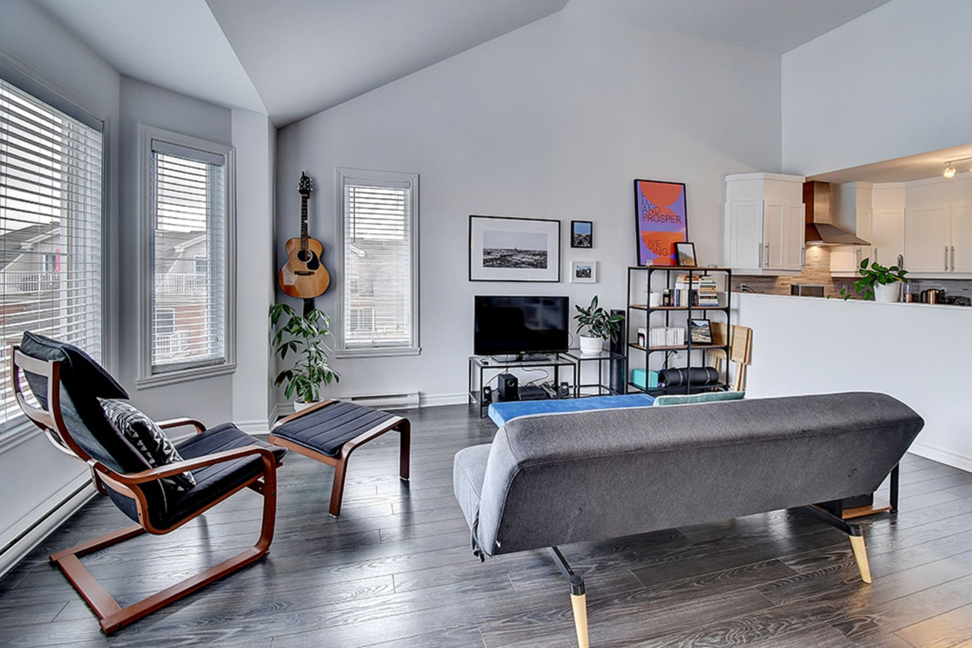 image 2 - Apartment For sale Brossard - 5 rooms