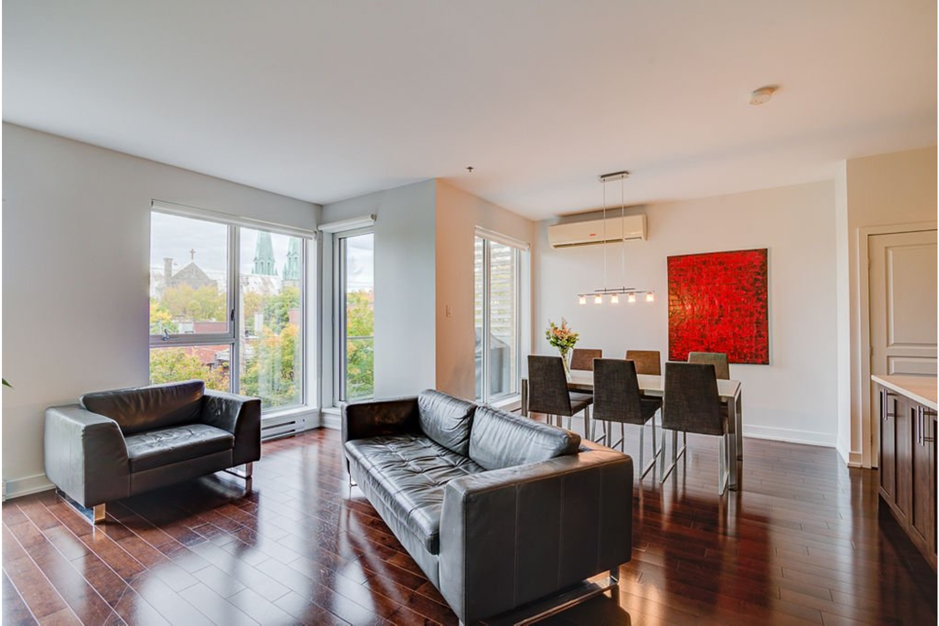 image 7 - Appartement À vendre Villeray/Saint-Michel/Parc-Extension Montréal  - 6 pièces