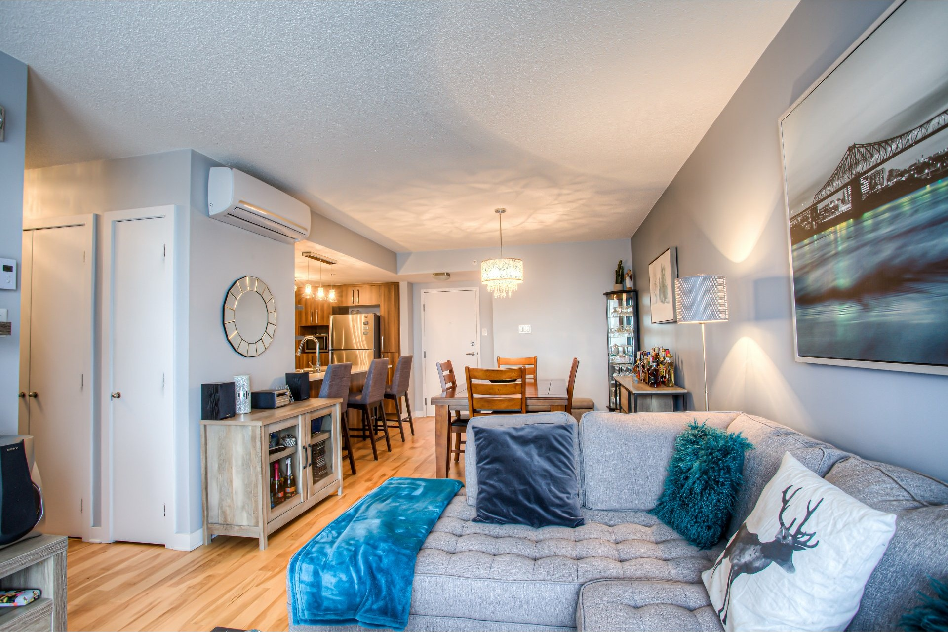 image 9 - Apartment For sale Ahuntsic-Cartierville Montréal  - 5 rooms
