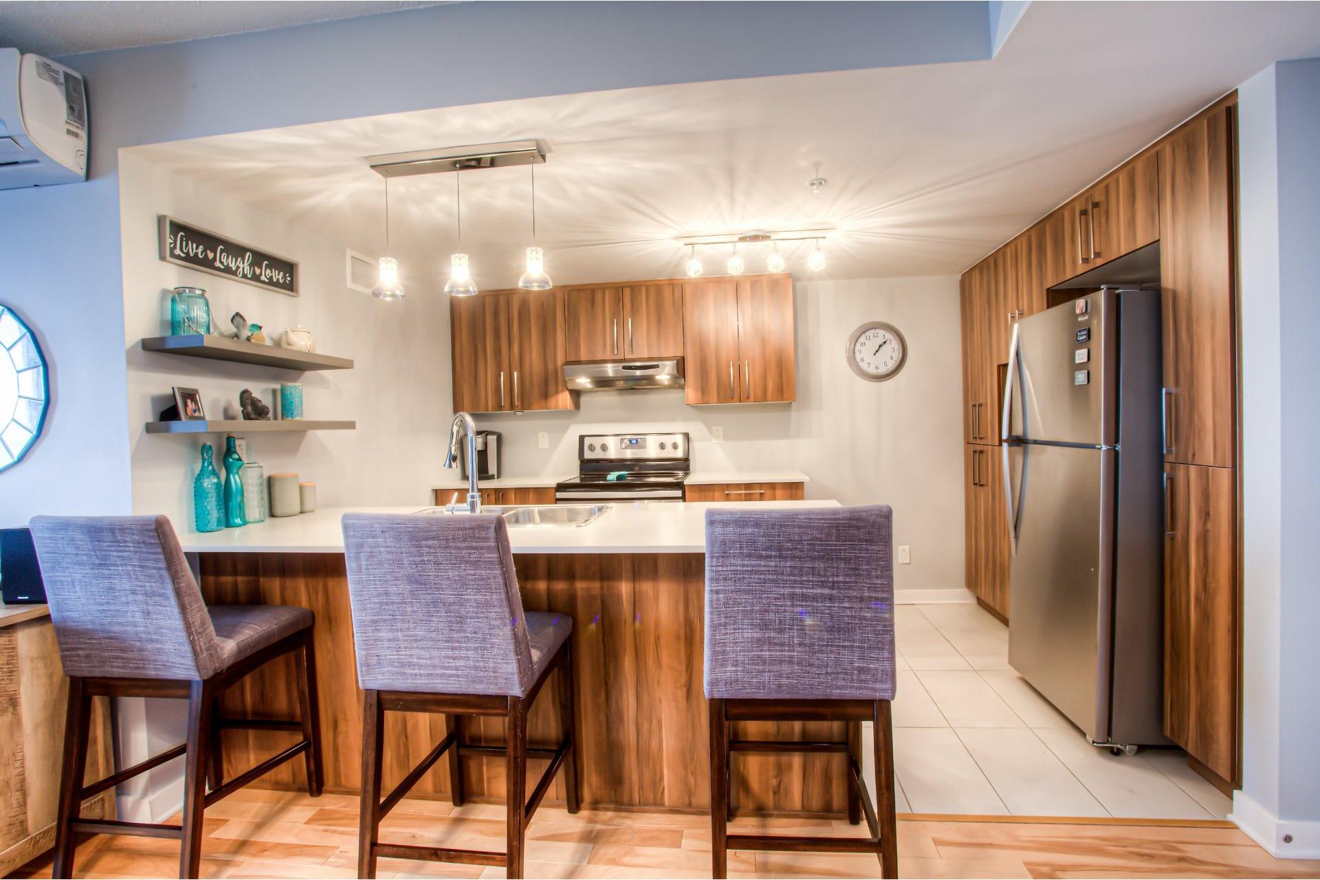 image 1 - Apartment For sale Ahuntsic-Cartierville Montréal  - 5 rooms