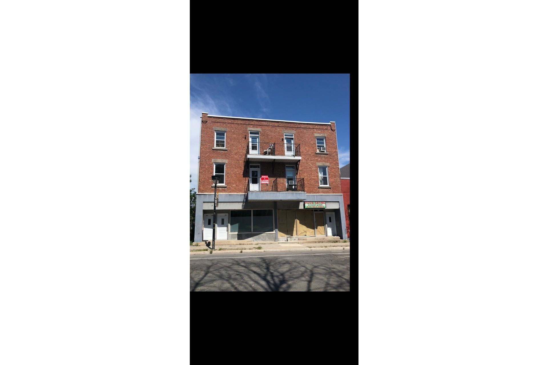 image 0 - Immeuble à revenus À vendre Le Sud-Ouest Montréal  - 4 pièces