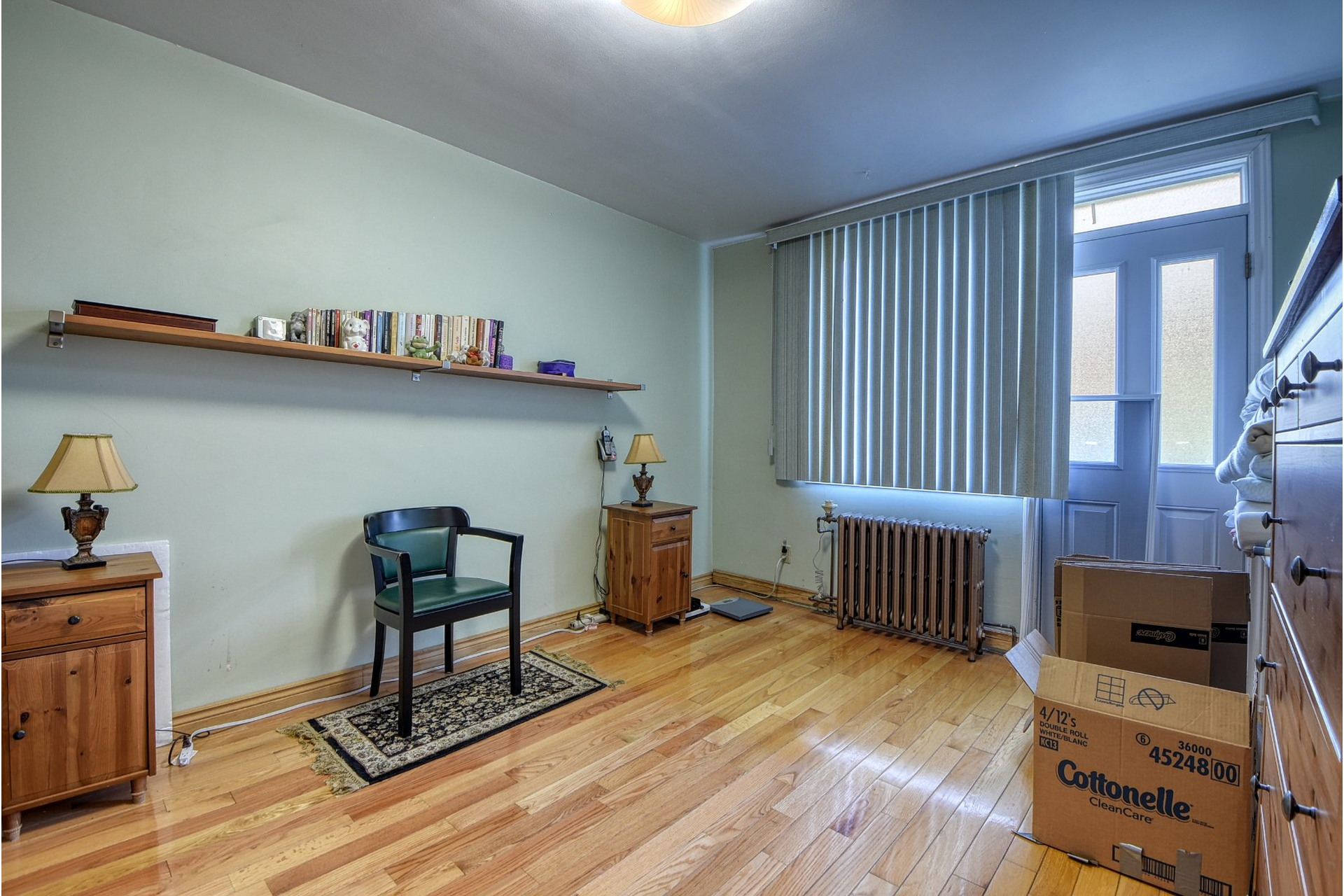 image 9 - Apartment For rent Côte-des-Neiges/Notre-Dame-de-Grâce Montréal  - 6 rooms