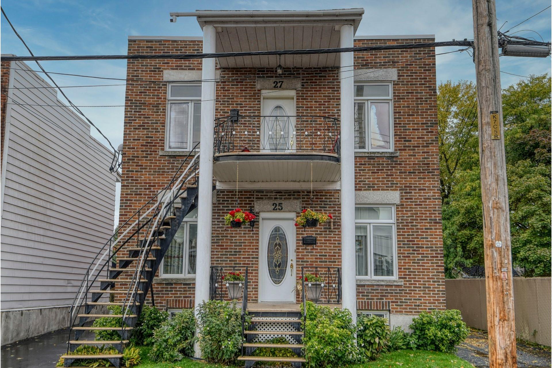 image 0 - Duplex For sale Lachine Montréal  - 7 rooms