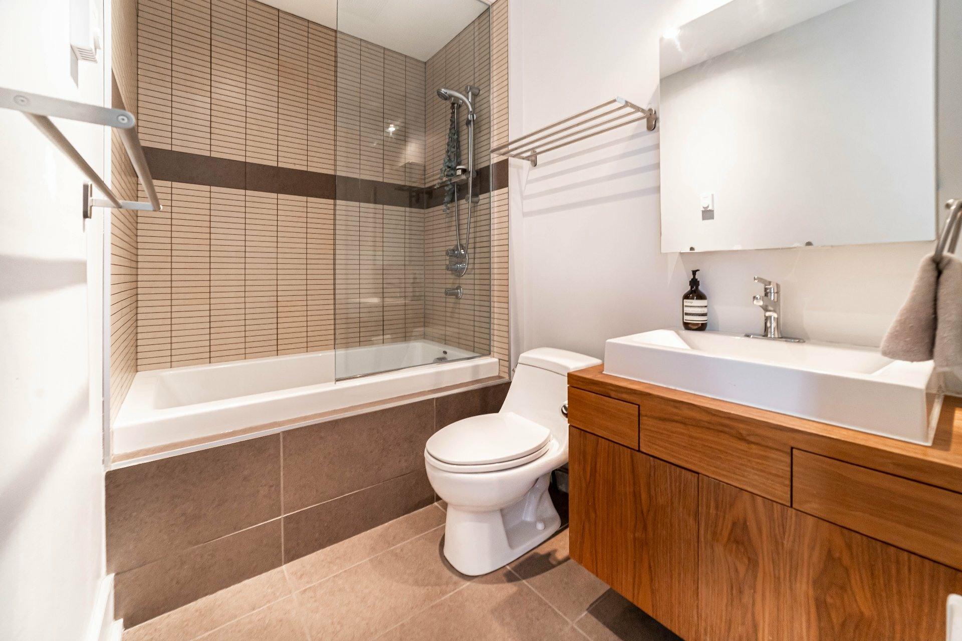 image 11 - Apartment For rent Le Sud-Ouest Montréal  - 4 rooms