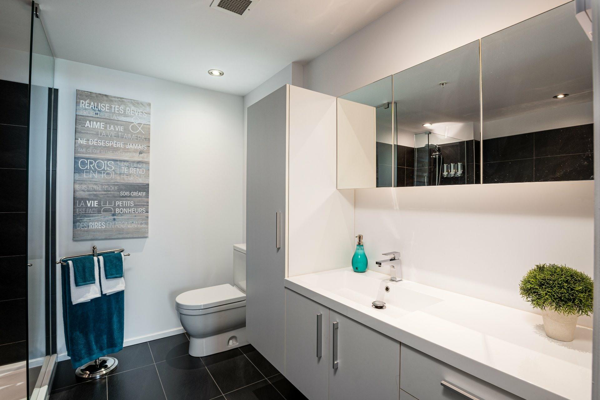 image 14 - Appartement À vendre Les Rivières Québec  - 9 pièces