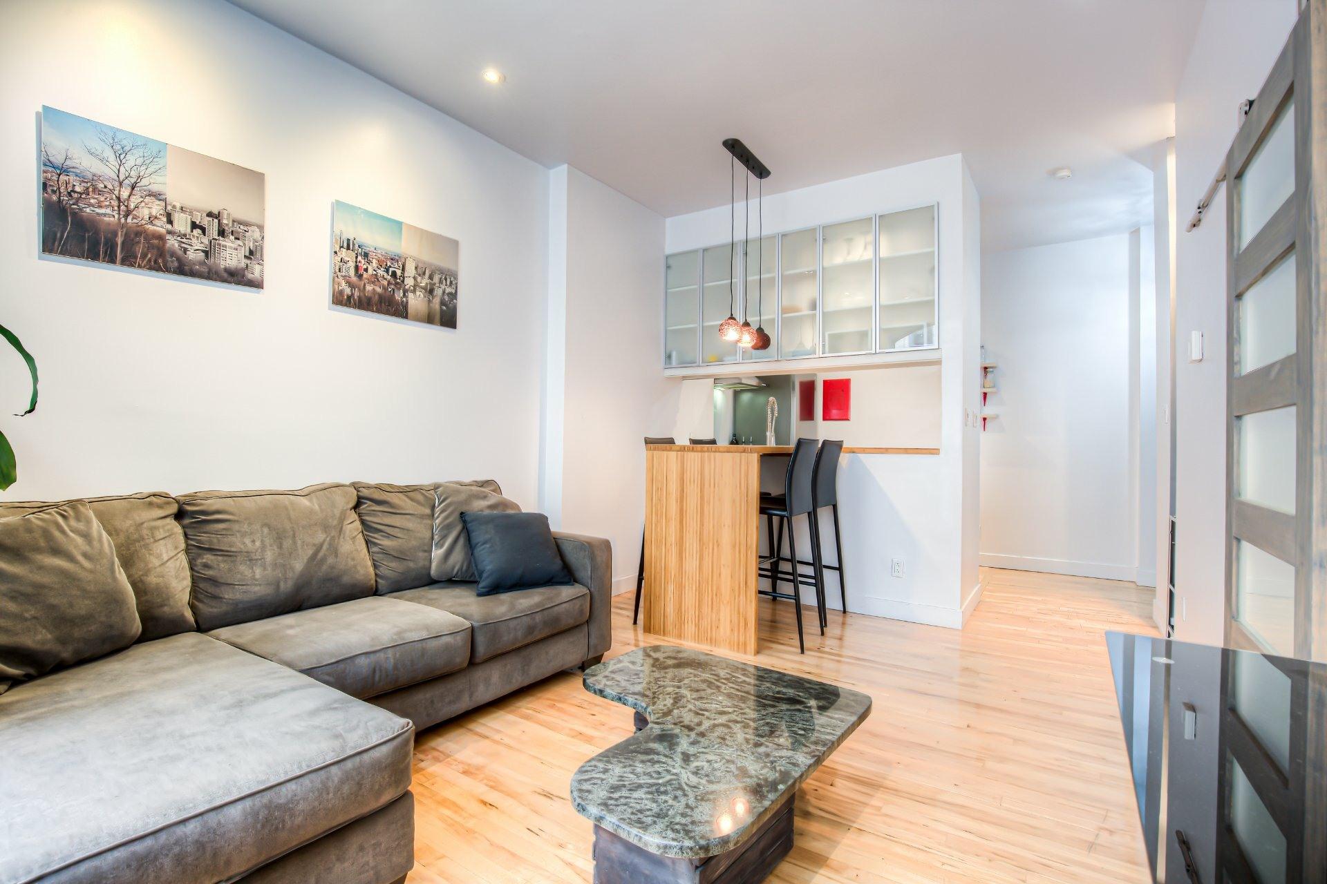 image 9 - Apartment For sale Ville-Marie Montréal  - 4 rooms
