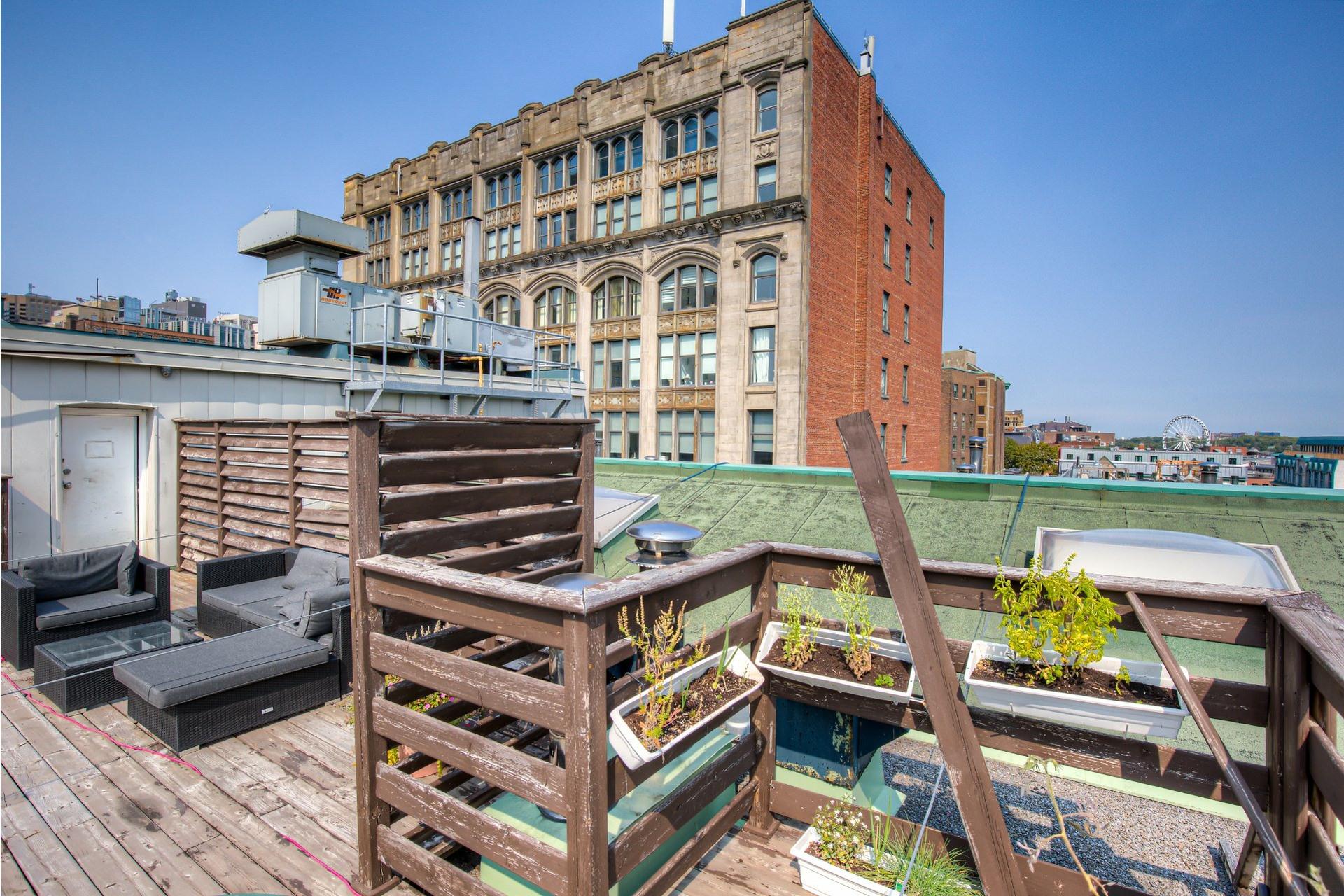 image 17 - Apartment For sale Ville-Marie Montréal  - 4 rooms