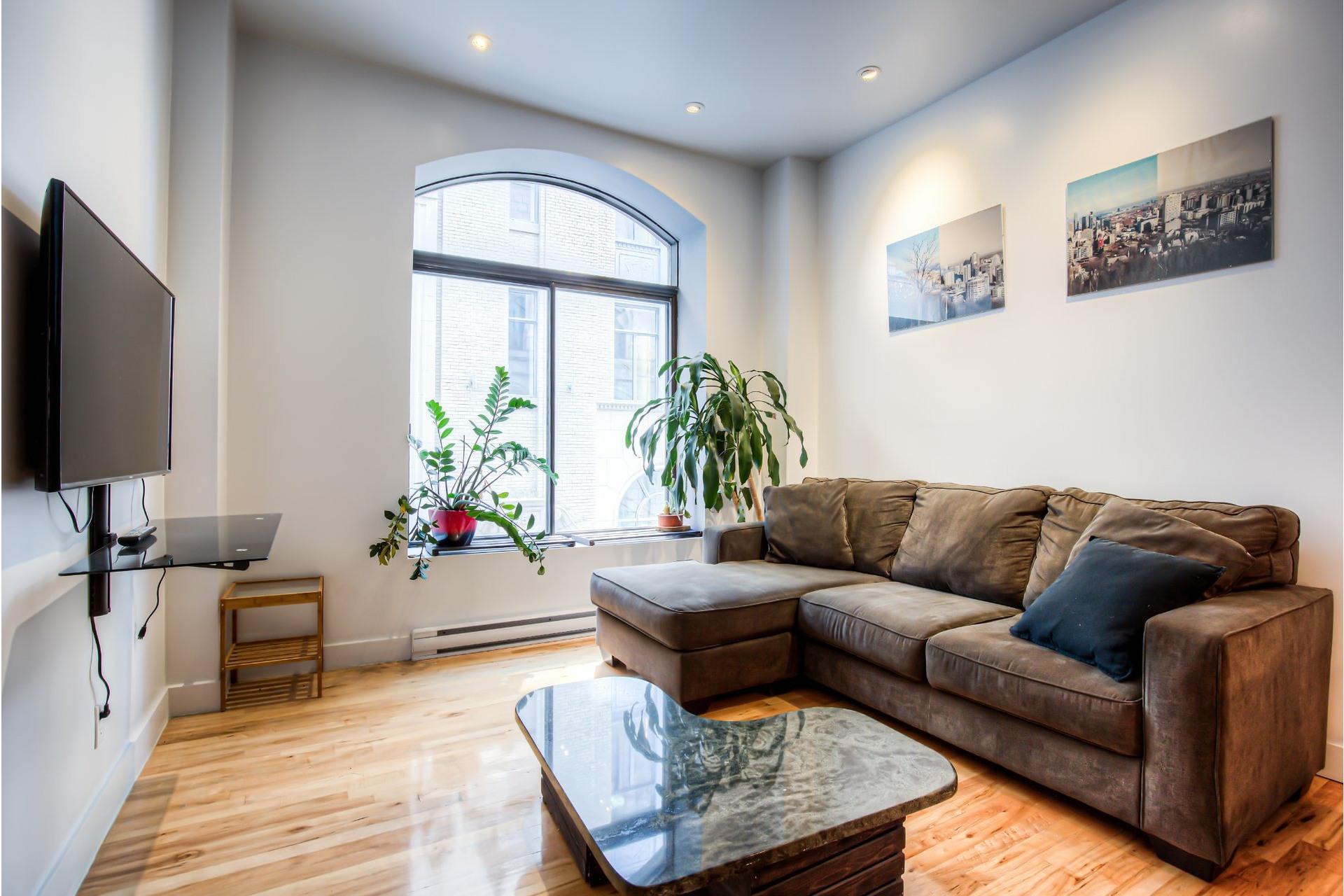 image 10 - Apartment For sale Ville-Marie Montréal  - 4 rooms