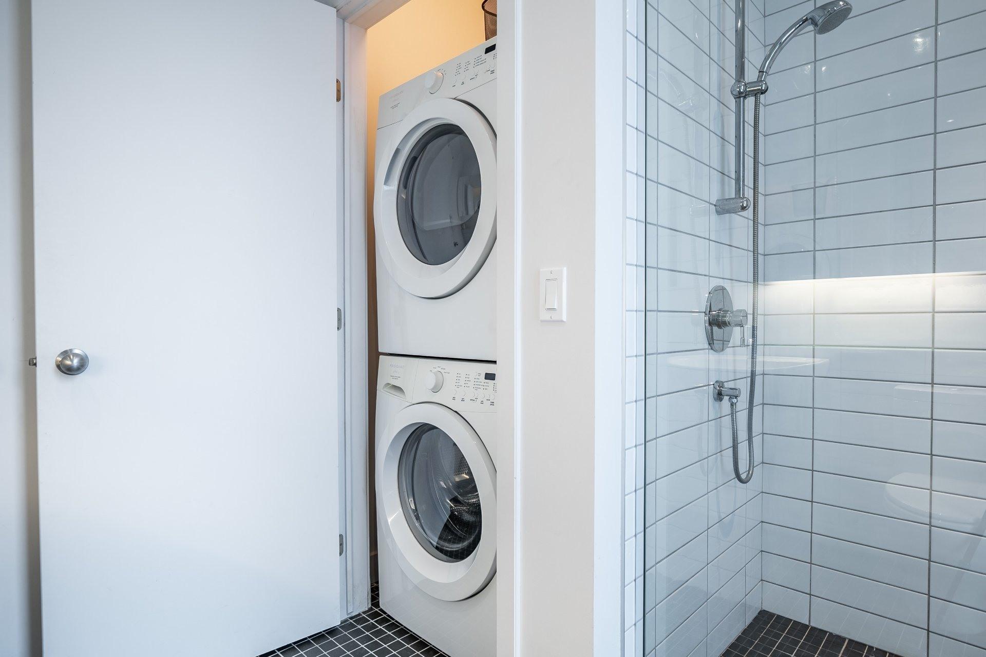 image 12 - Appartement À vendre Le Sud-Ouest Montréal  - 4 pièces
