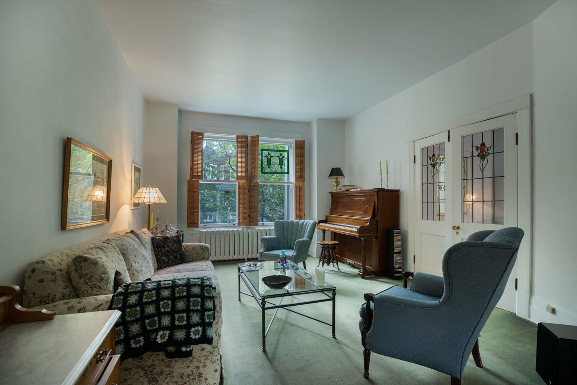 image 3 - Maison À vendre Côte-des-Neiges/Notre-Dame-de-Grâce Montréal  - 10 pièces