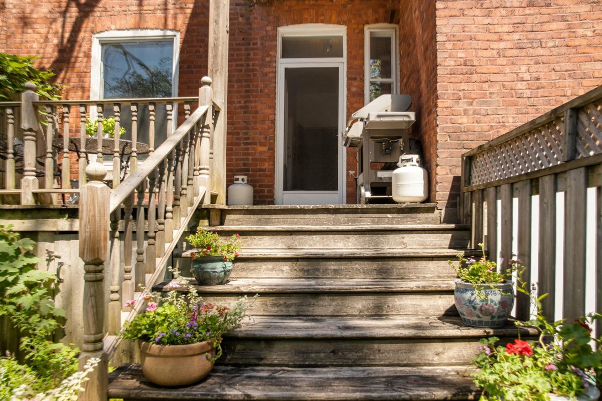image 19 - Maison À vendre Côte-des-Neiges/Notre-Dame-de-Grâce Montréal  - 10 pièces