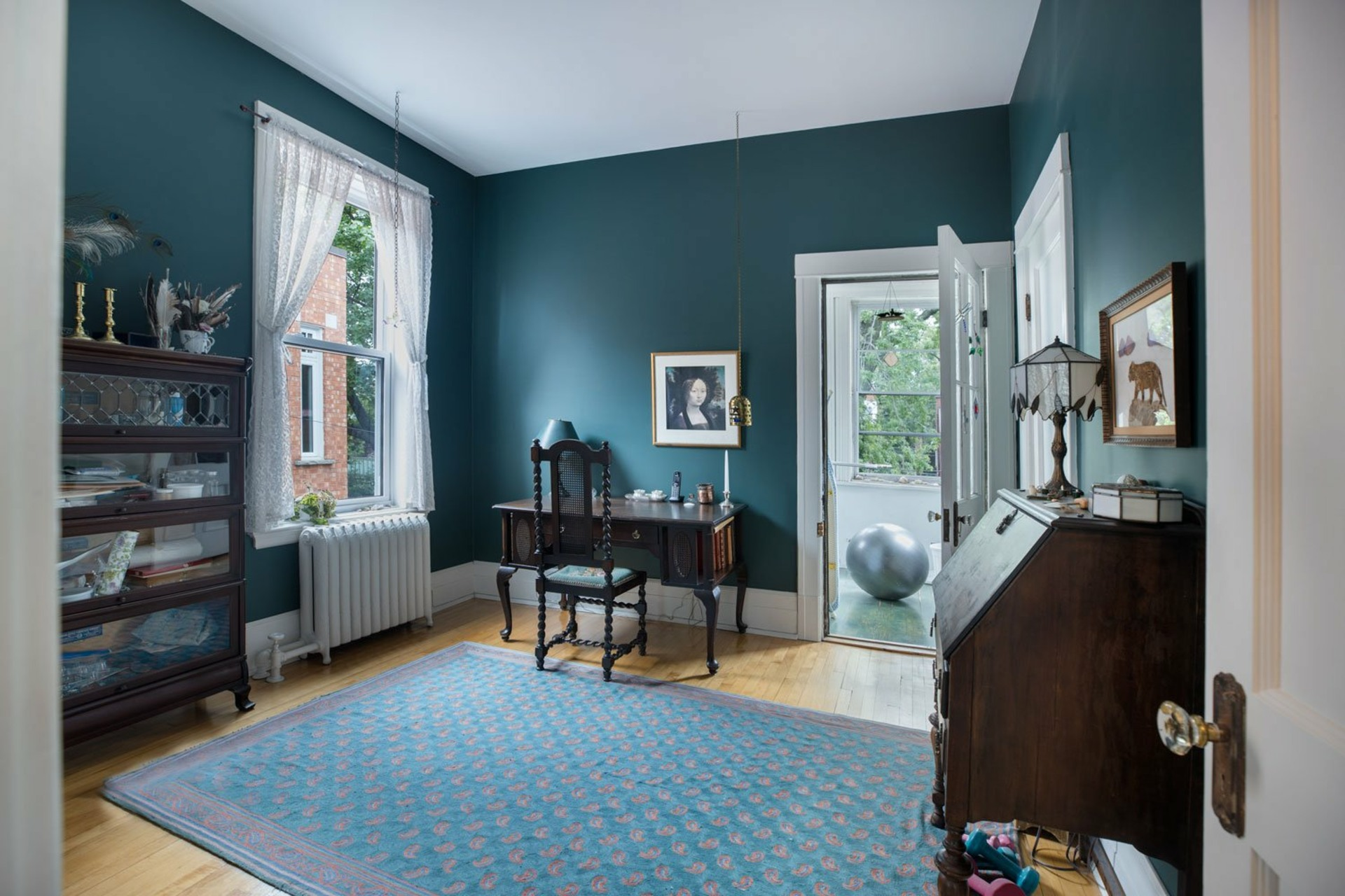 image 9 - Maison À vendre Côte-des-Neiges/Notre-Dame-de-Grâce Montréal  - 10 pièces