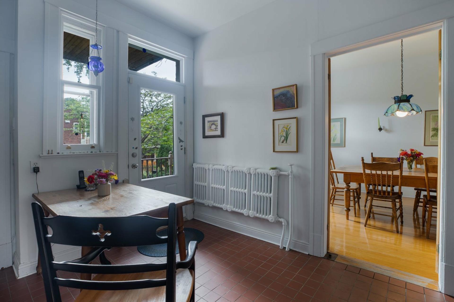 image 5 - Maison À vendre Côte-des-Neiges/Notre-Dame-de-Grâce Montréal  - 10 pièces