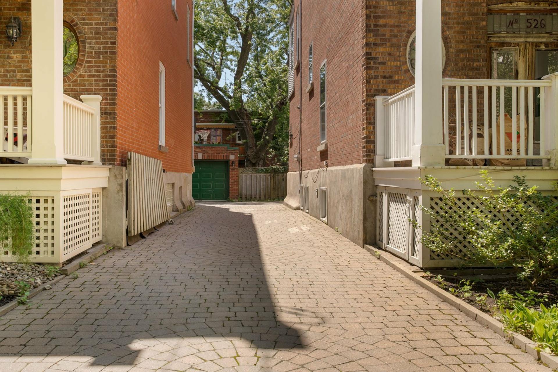 image 21 - Maison À vendre Côte-des-Neiges/Notre-Dame-de-Grâce Montréal  - 10 pièces
