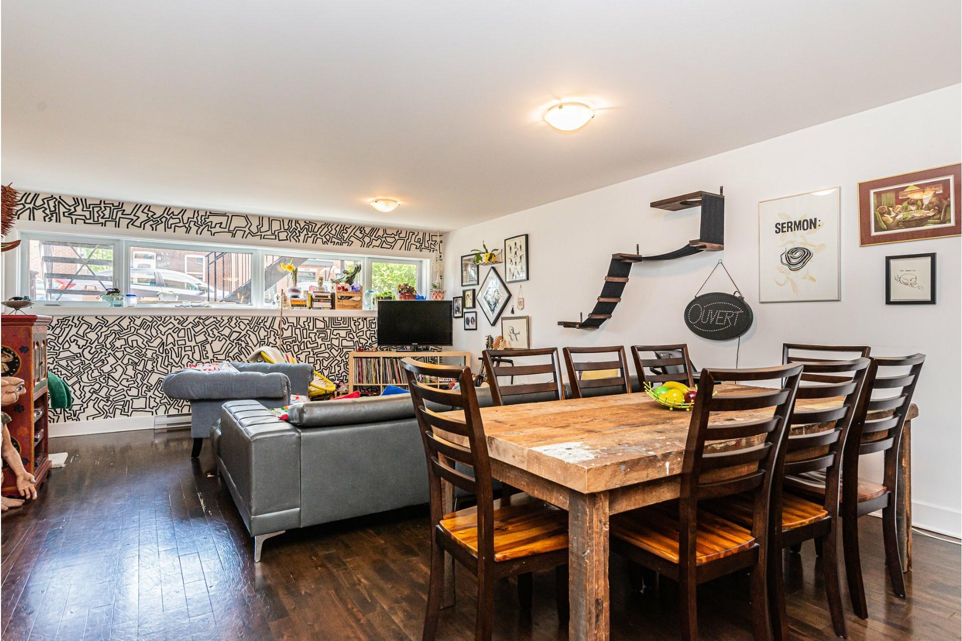 image 5 - Apartment For sale Le Sud-Ouest Montréal  - 4 rooms
