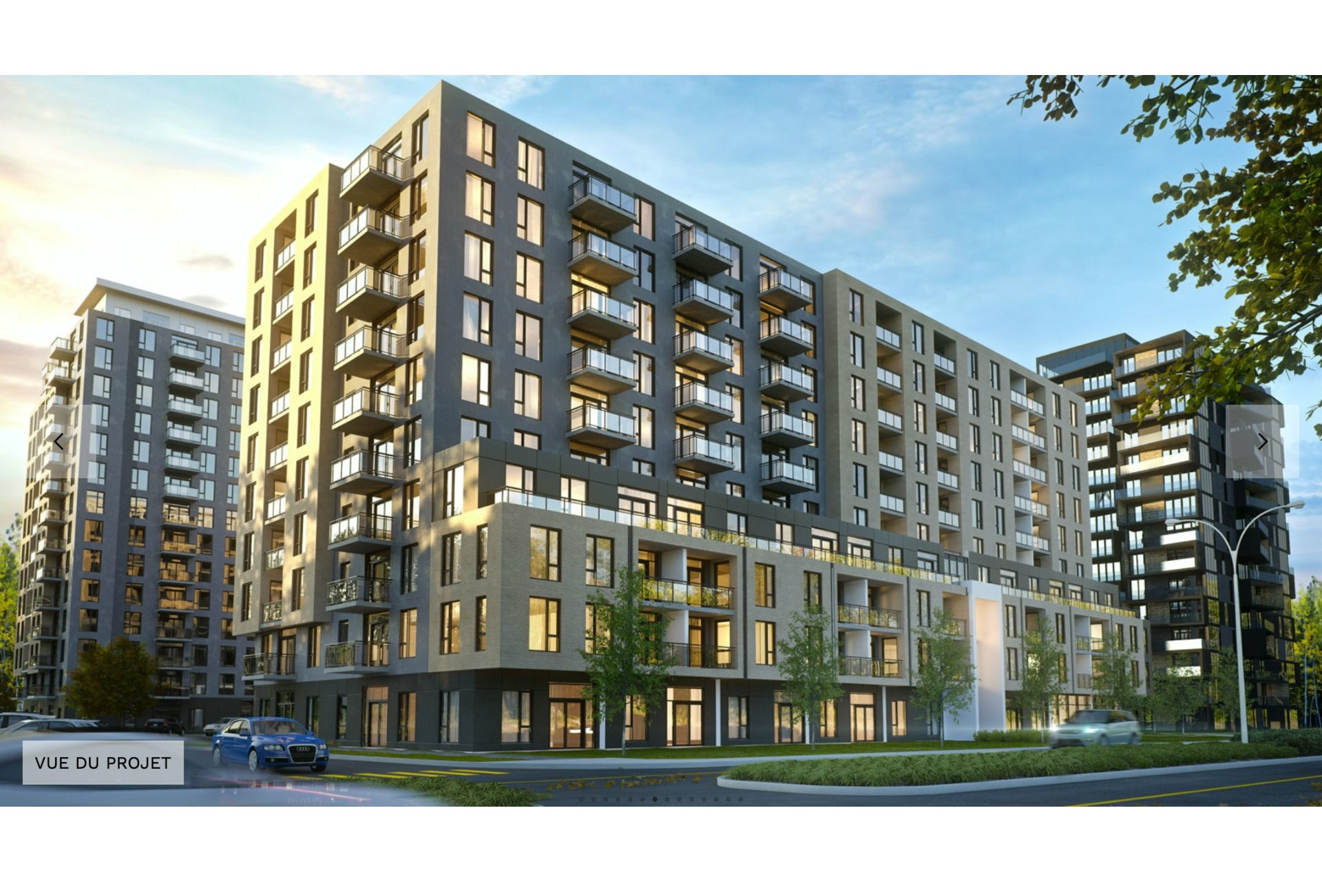 image 0 - Apartment For rent Chomedey Laval  - 3 rooms