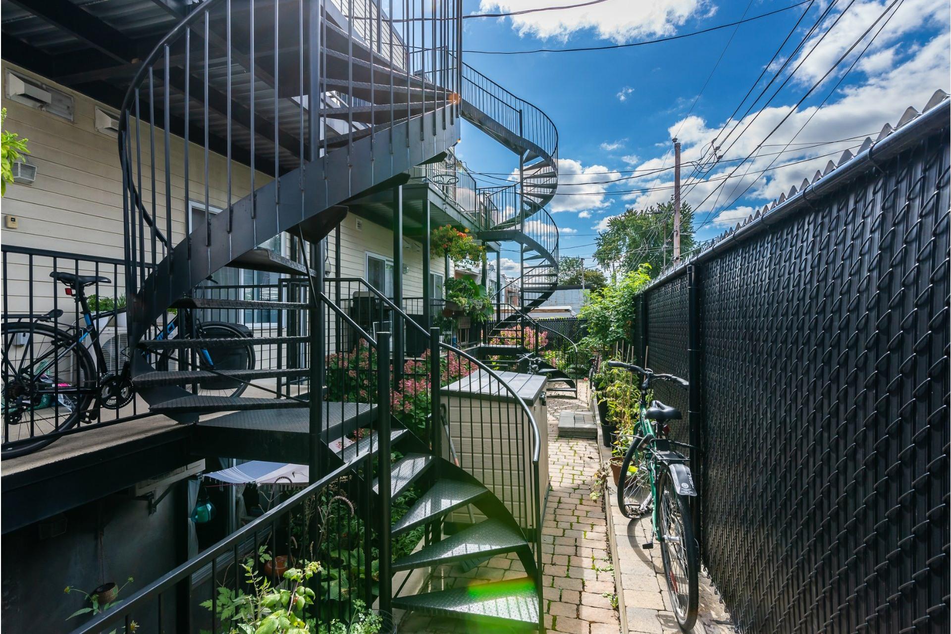 image 24 - Apartment For sale Le Sud-Ouest Montréal  - 4 rooms