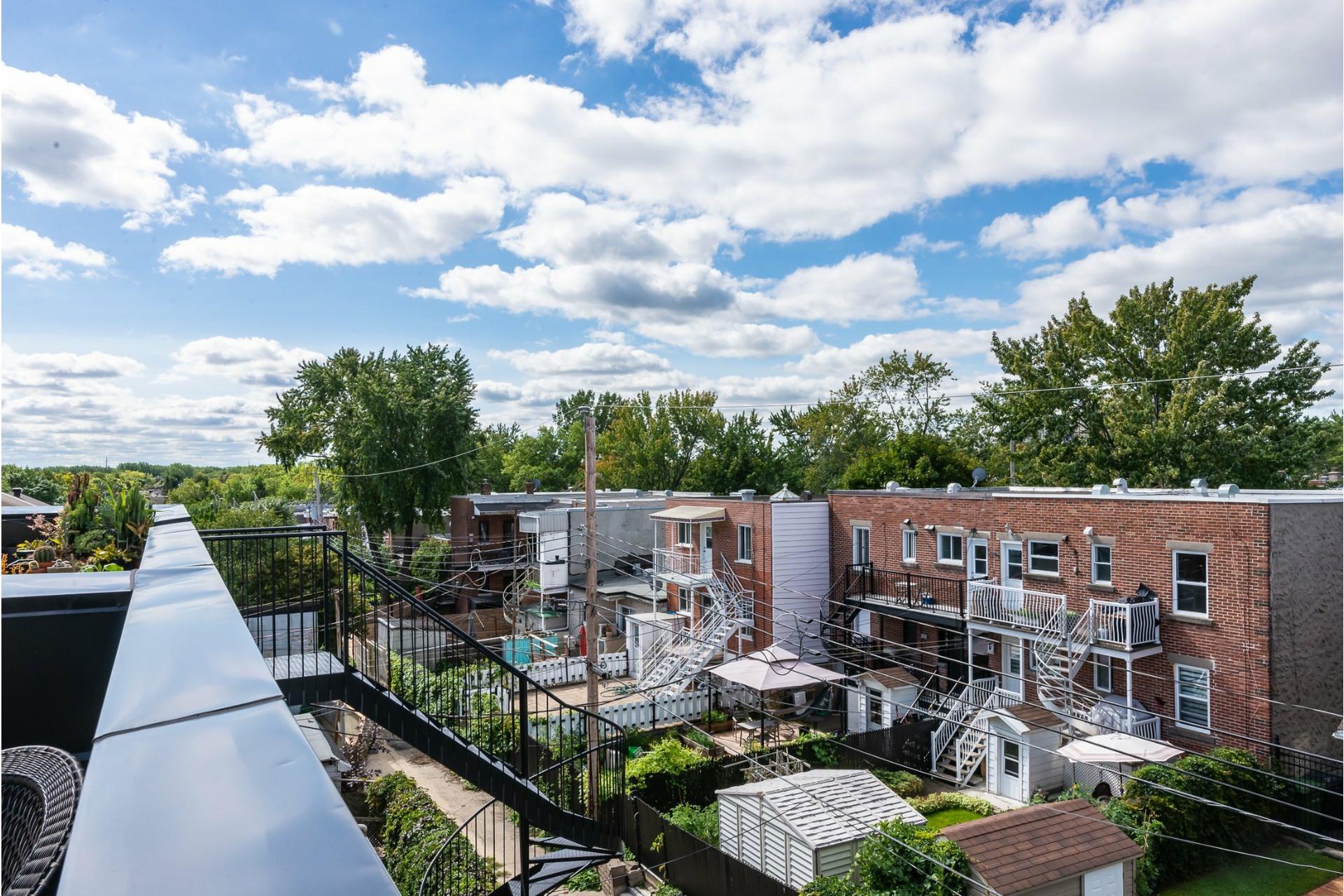 image 22 - Apartment For sale Le Sud-Ouest Montréal  - 4 rooms