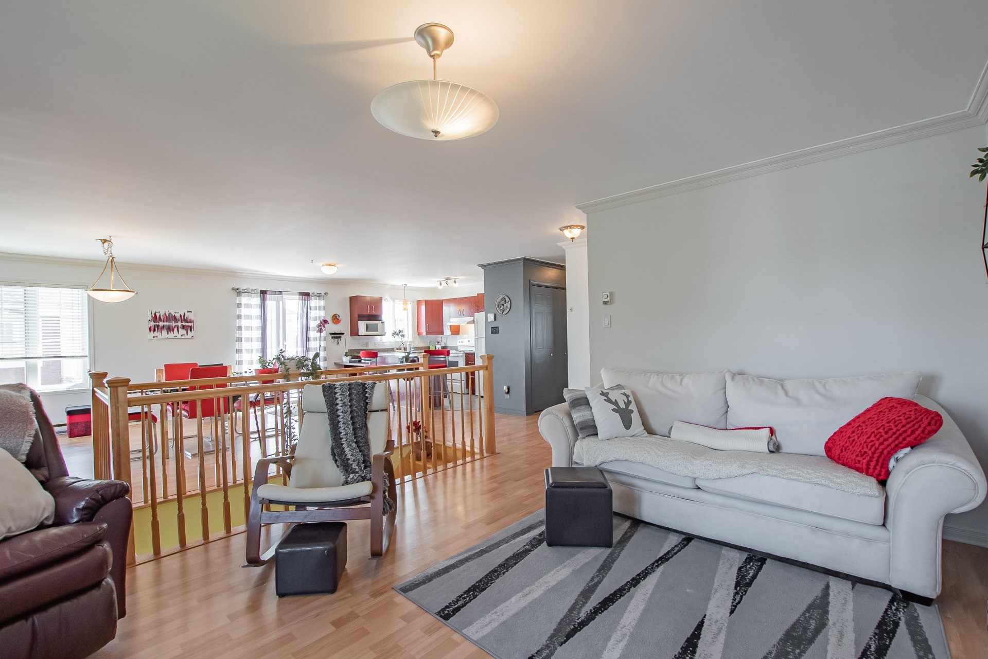 image 3 - Apartment For sale Sainte-Catherine - 5 rooms