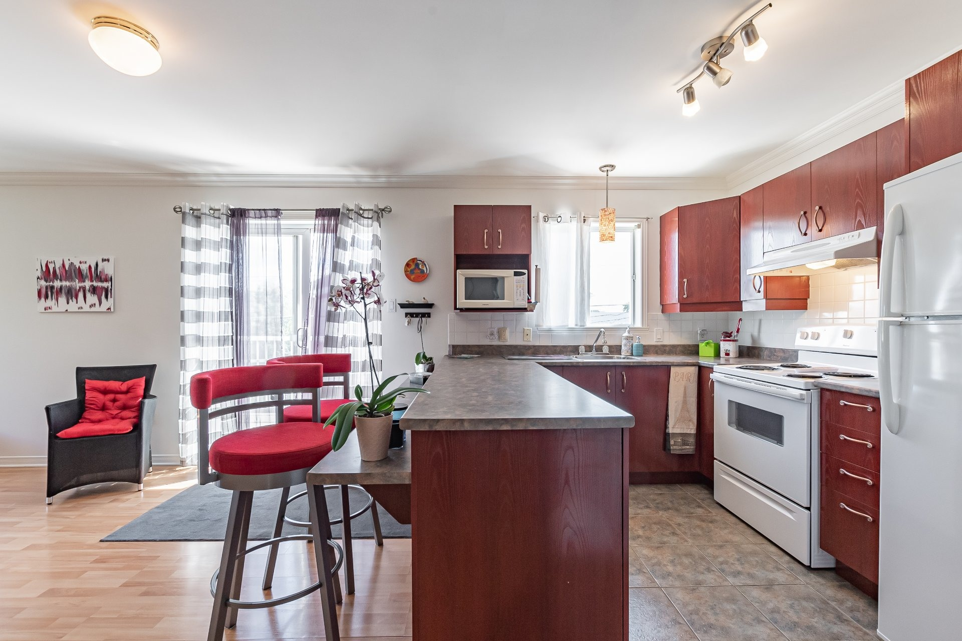 image 9 - Apartment For sale Sainte-Catherine - 5 rooms