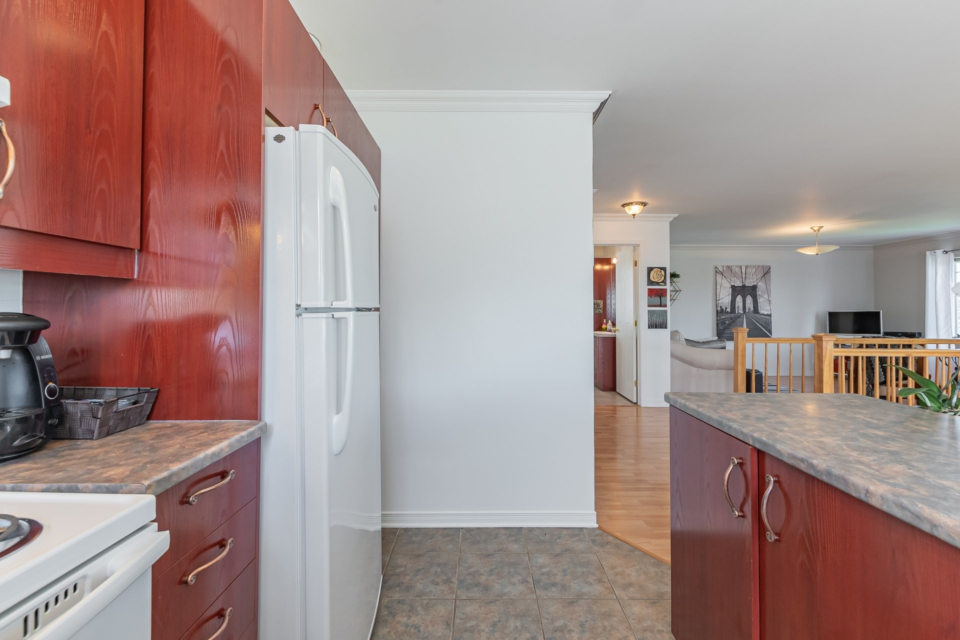 image 11 - Apartment For sale Sainte-Catherine - 5 rooms