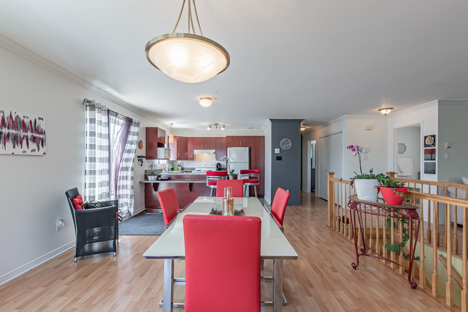 image 6 - Apartment For sale Sainte-Catherine - 5 rooms