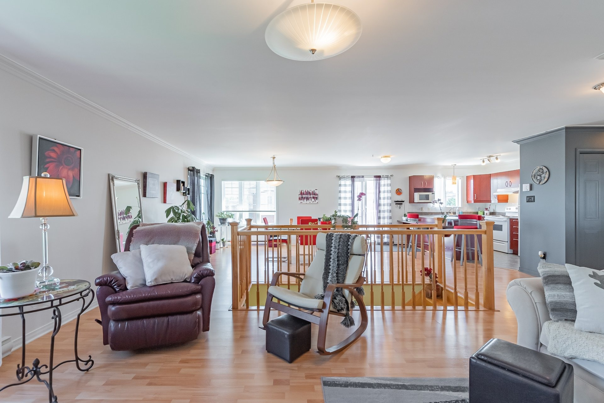 image 4 - Apartment For sale Sainte-Catherine - 5 rooms