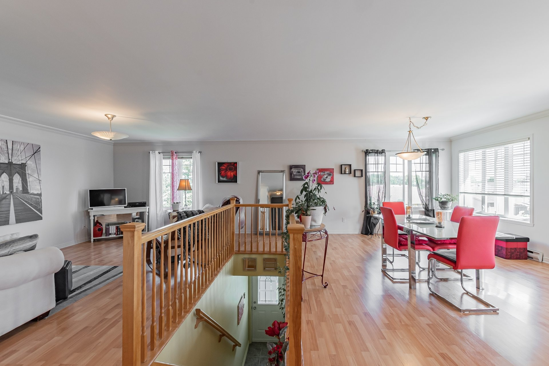 image 1 - Apartment For sale Sainte-Catherine - 5 rooms