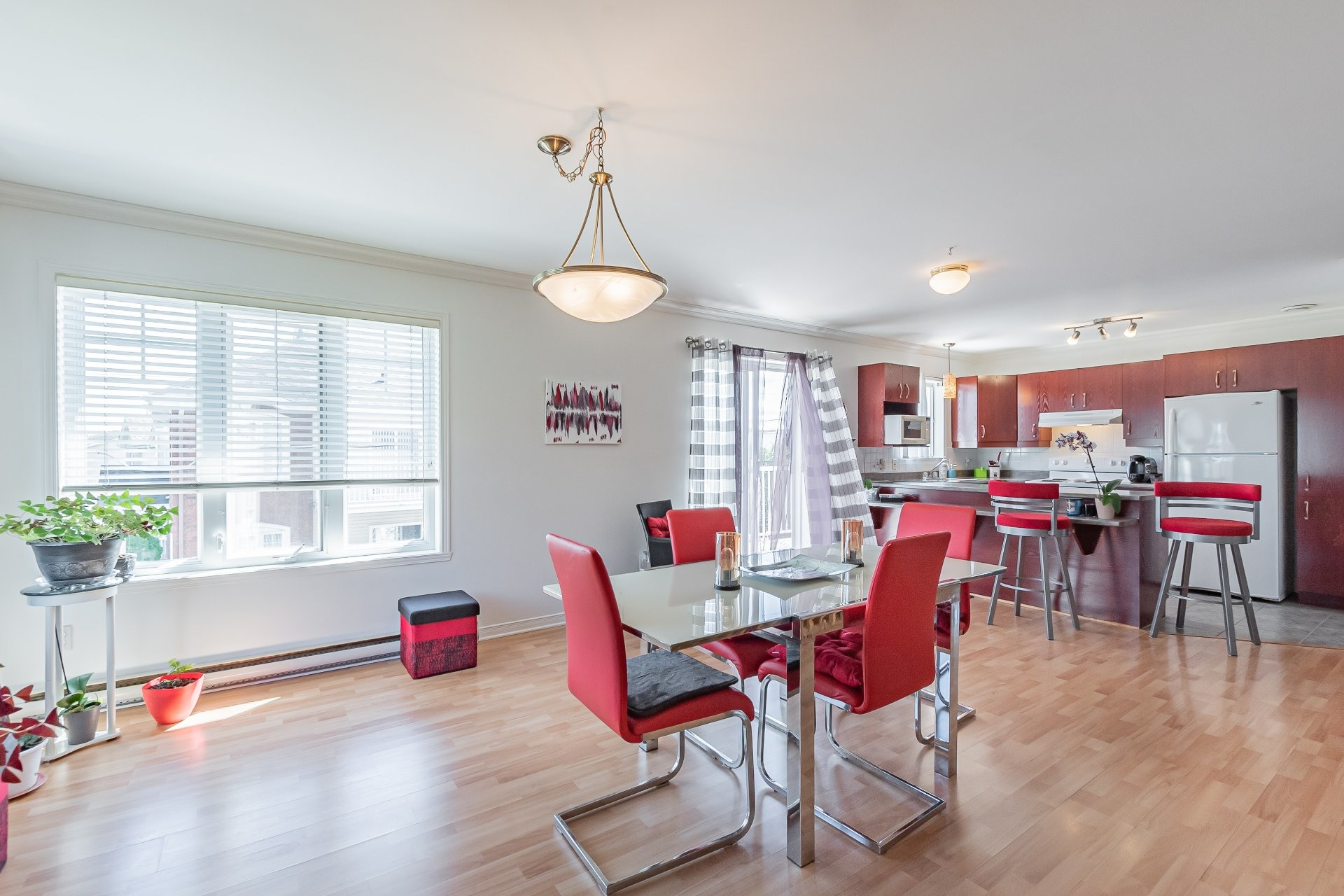 image 5 - Apartment For sale Sainte-Catherine - 5 rooms