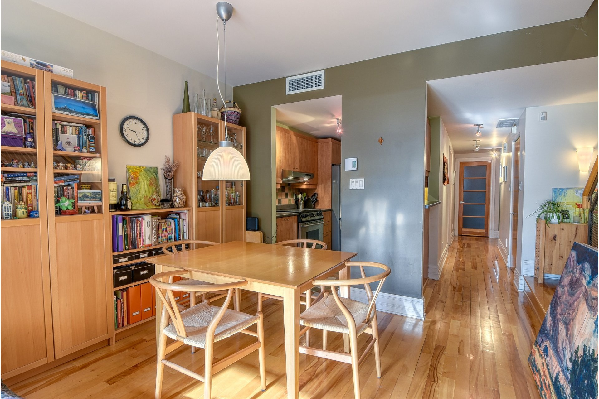 Apartment For sale Ville-Marie Montréal  - 6 rooms
