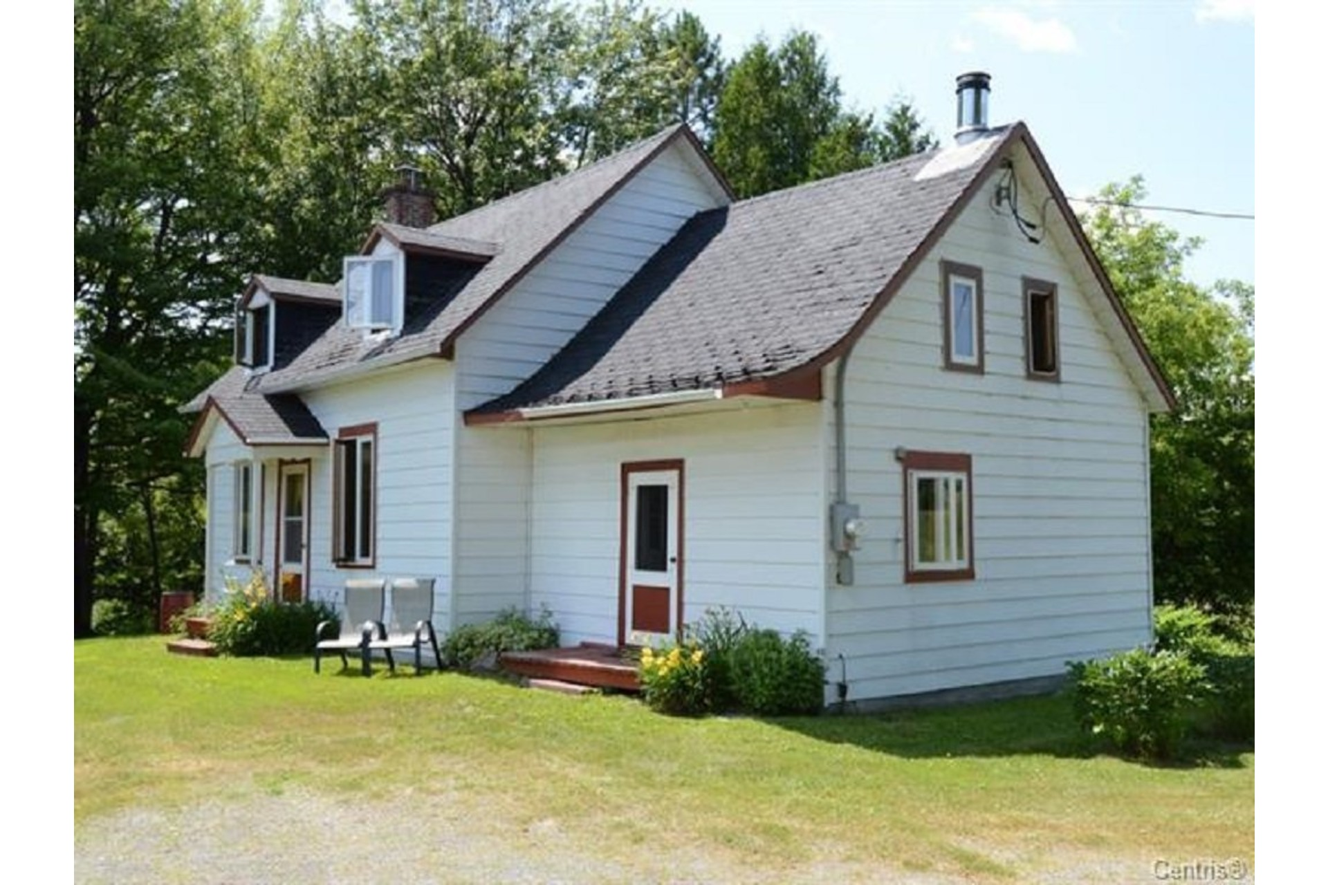 image 0 - Farmhouse For sale Rigaud - 8 rooms