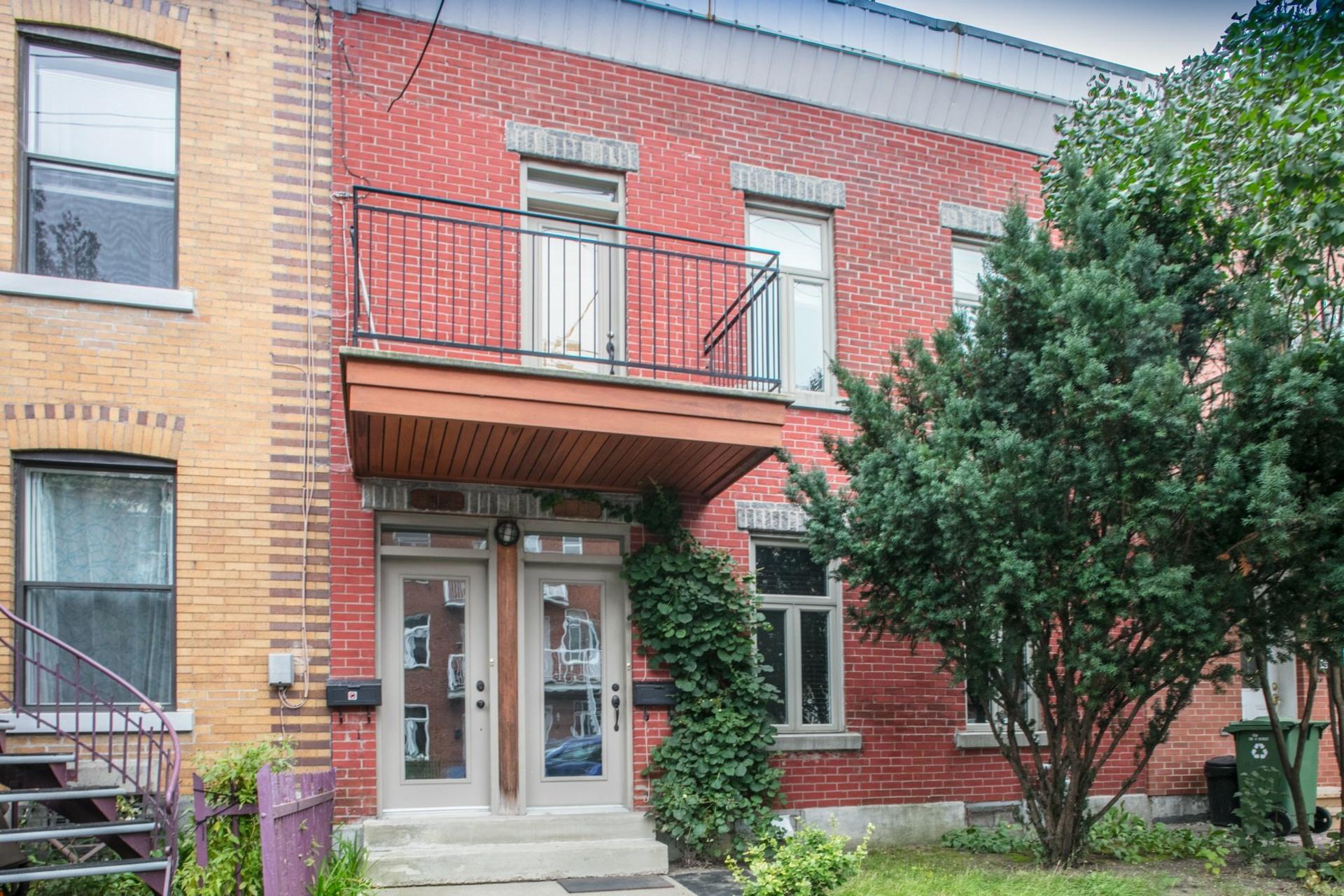 image 1 - Duplex For sale Verdun/Île-des-Soeurs Montréal  - 6 rooms