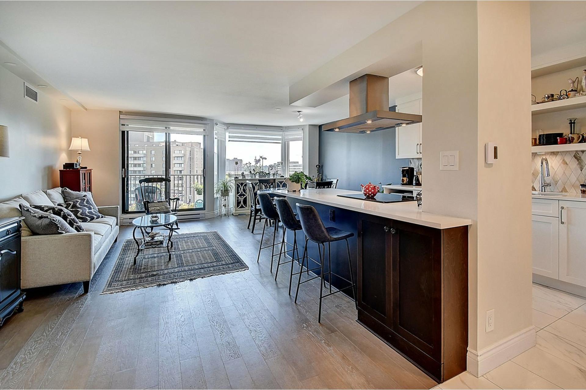 image 7 - Apartment For sale Côte-Saint-Luc - 8 rooms
