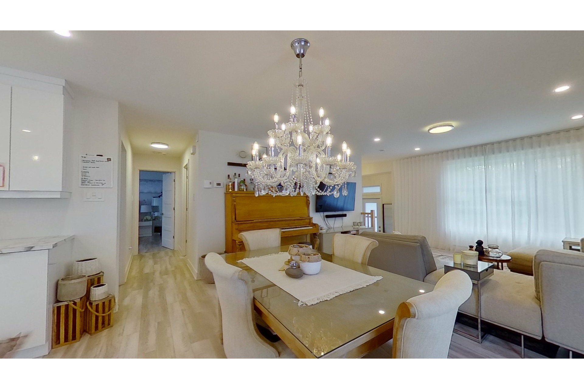 image 5 - House For sale Saint-Eustache - 11 rooms