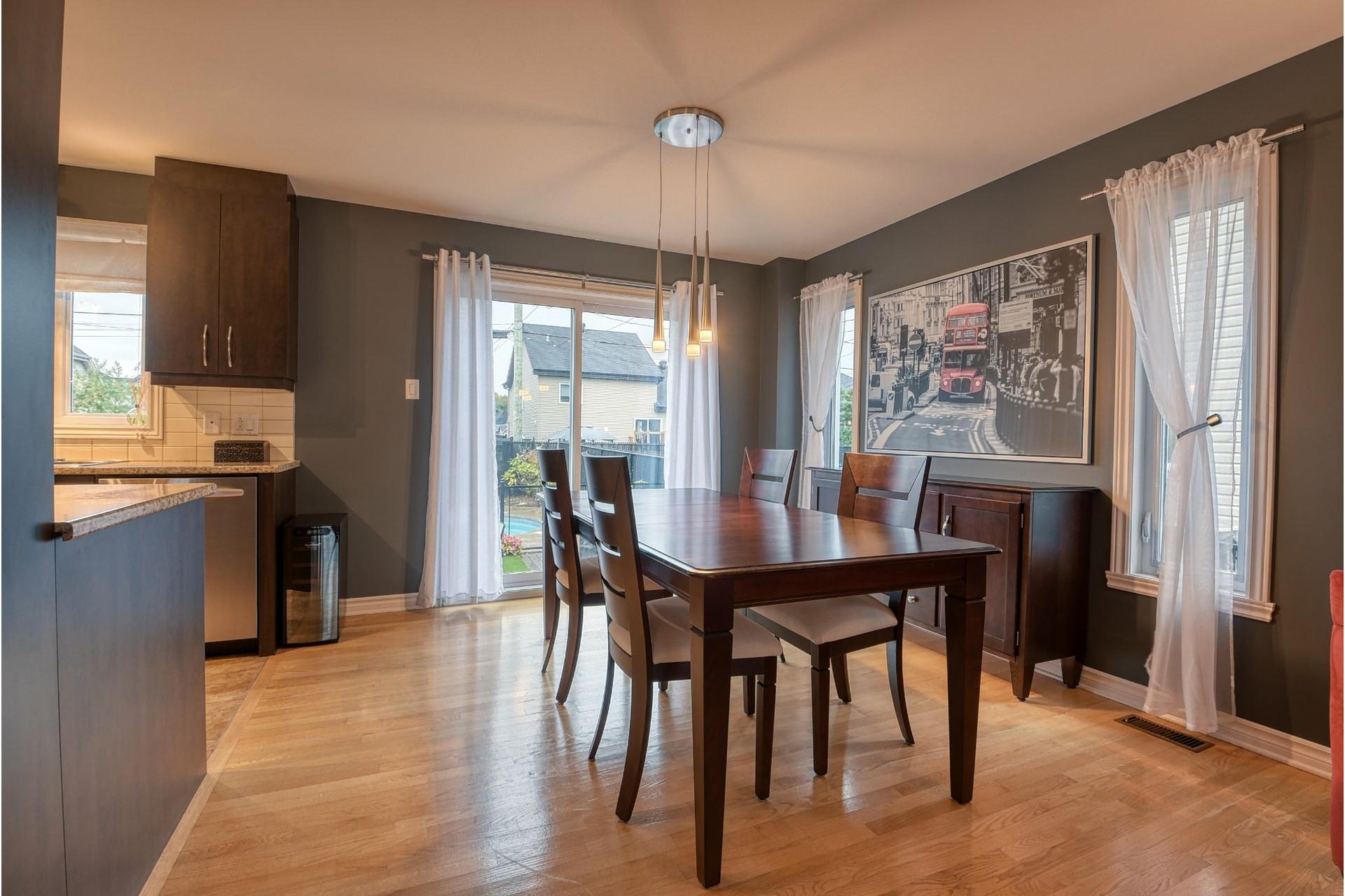 image 8 - House For sale Lachenaie Terrebonne  - 12 rooms