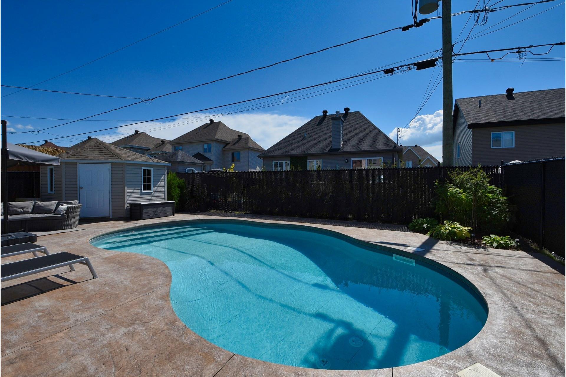 image 10 - House For sale Lachenaie Terrebonne  - 12 rooms