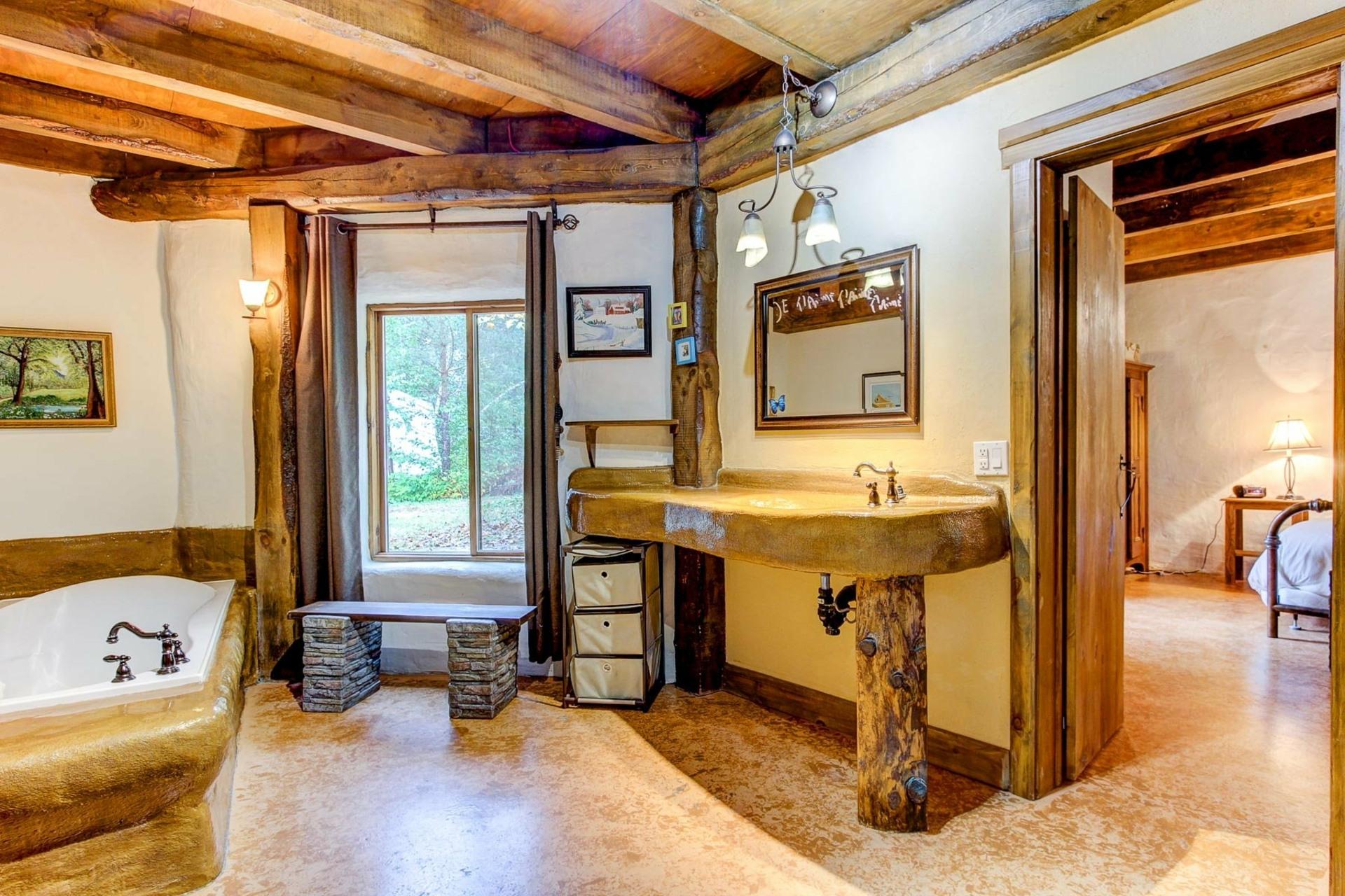 image 14 - Maison À vendre Notre-Dame-du-Mont-Carmel - 10 pièces