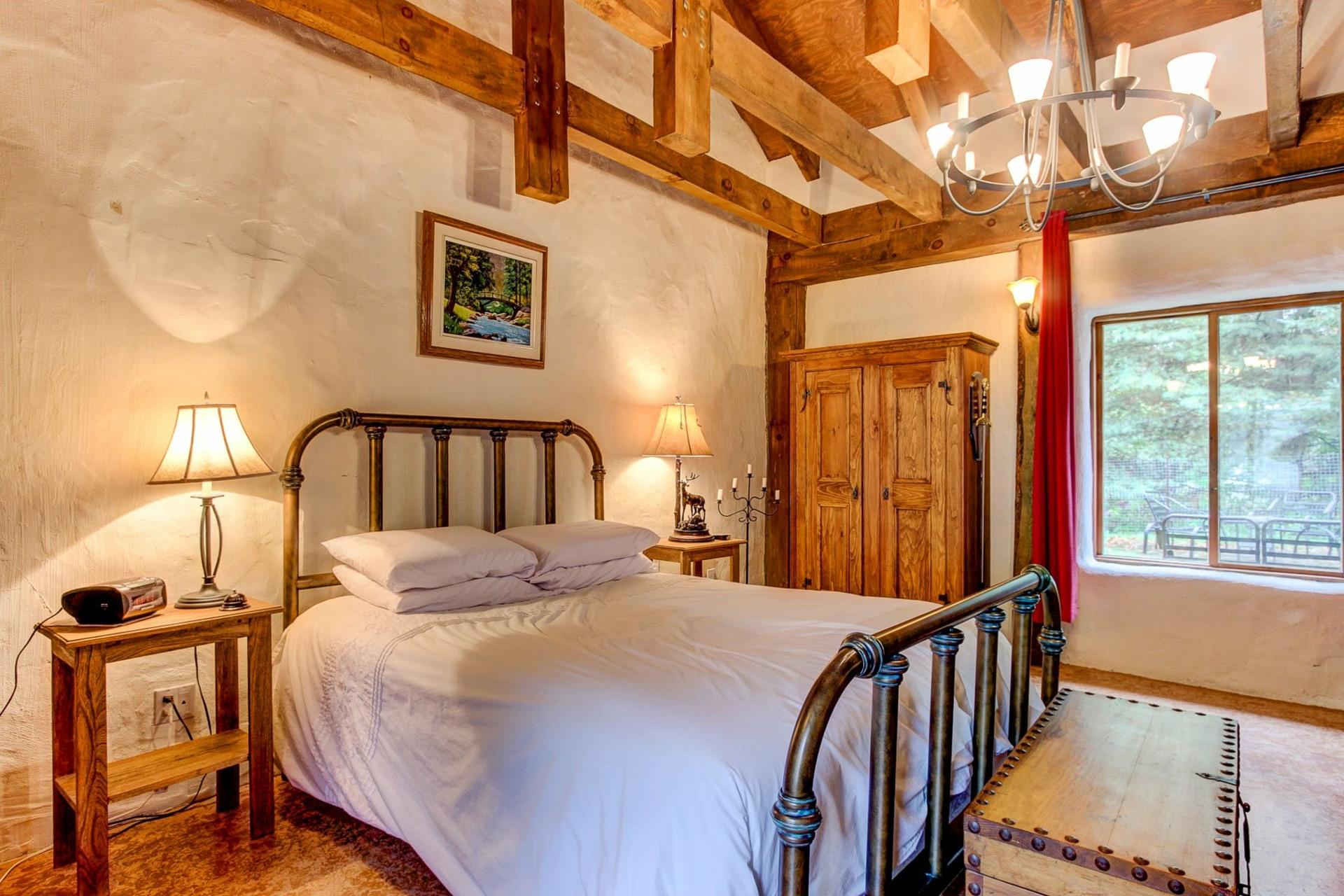 image 12 - Maison À vendre Notre-Dame-du-Mont-Carmel - 10 pièces