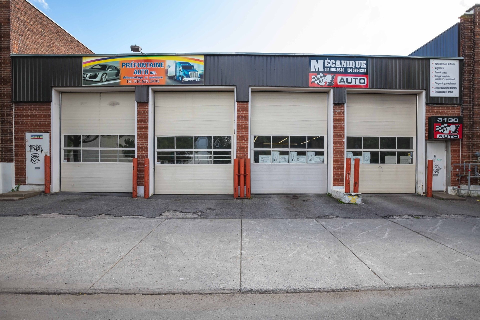 image 3 - Bureau À louer Mercier/Hochelaga-Maisonneuve Montréal