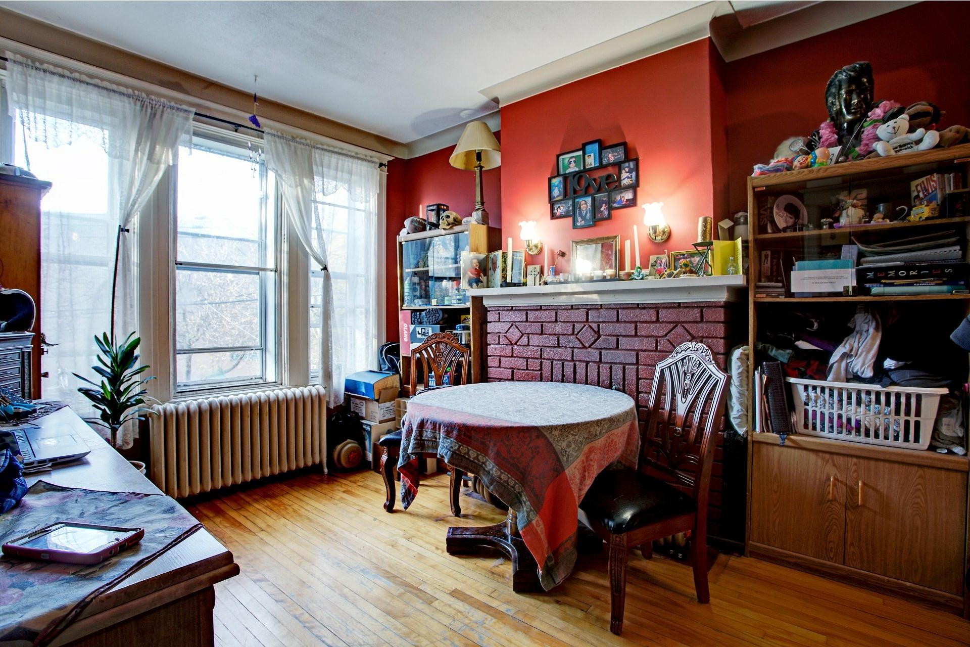image 3 - Triplex For sale Le Sud-Ouest Montréal  - 6 rooms
