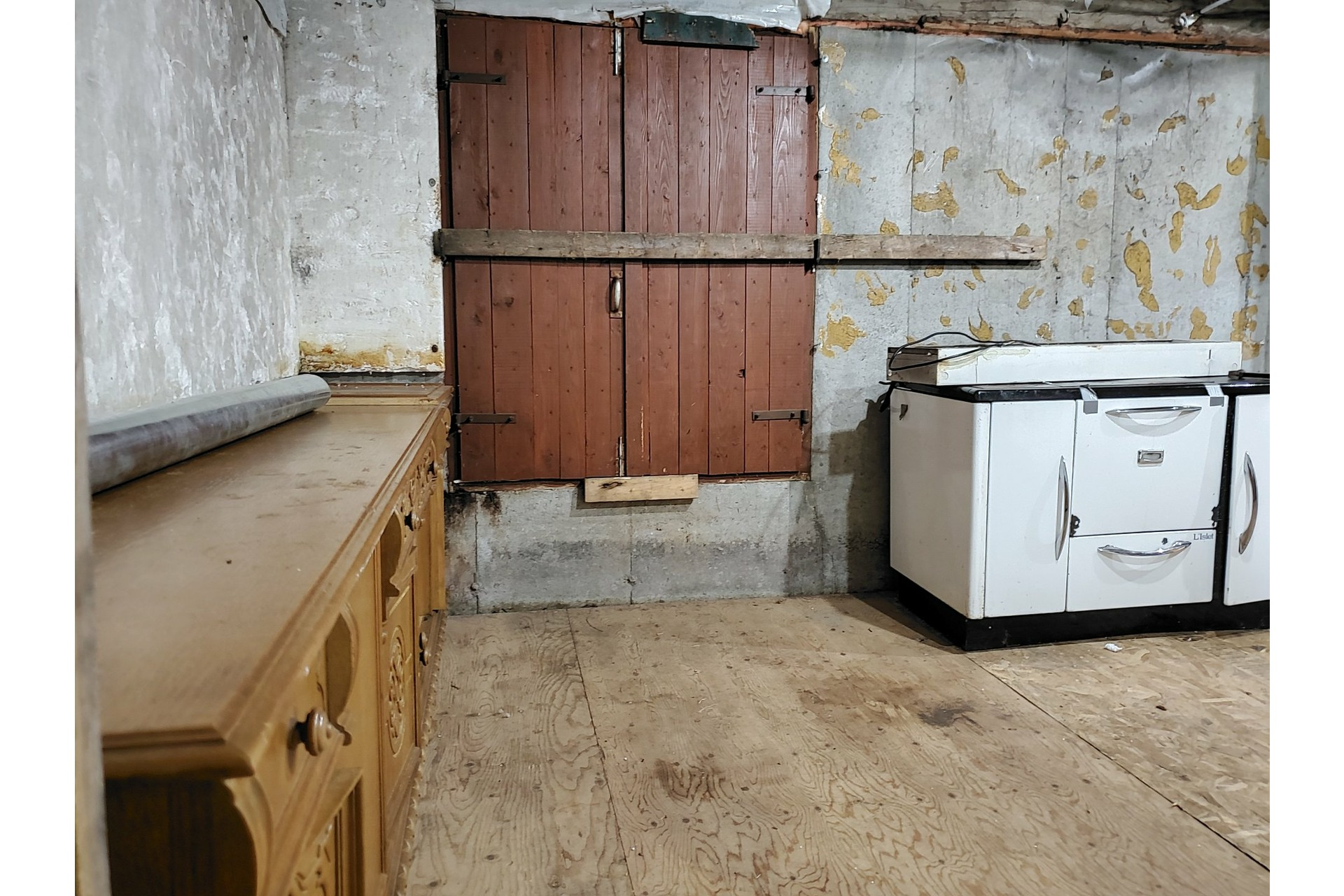 image 27 - Farmhouse For sale Sainte-Marie-de-Blandford - 10 rooms