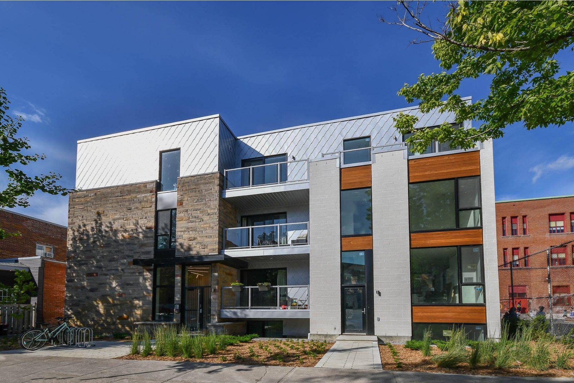 image 0 - Apartment For sale Villeray/Saint-Michel/Parc-Extension Montréal  - 7 rooms