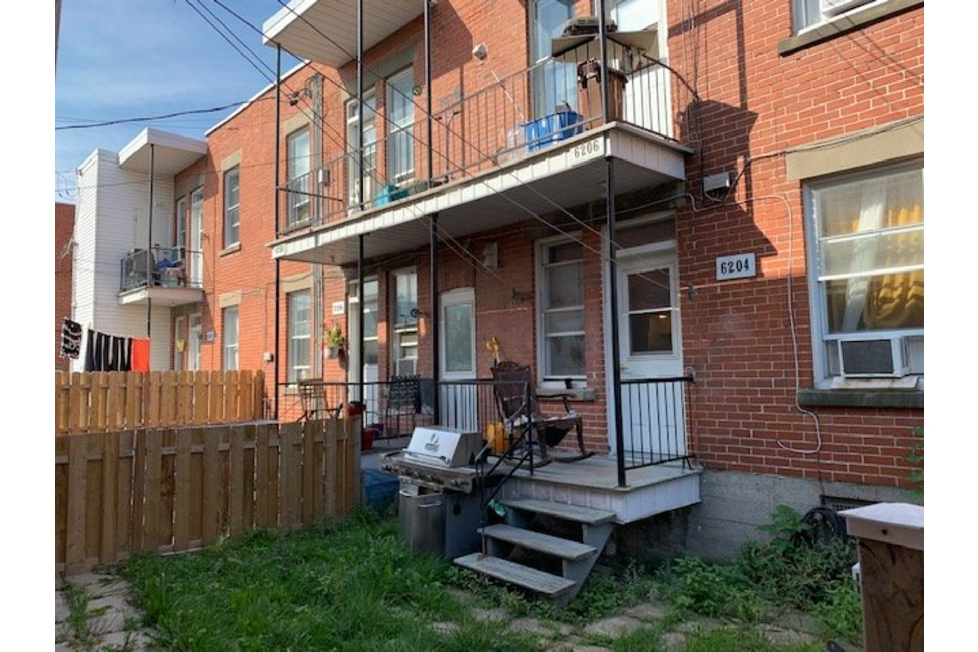 image 7 - Quadruplex À vendre Verdun/Île-des-Sours Montréal  - 5 pièces