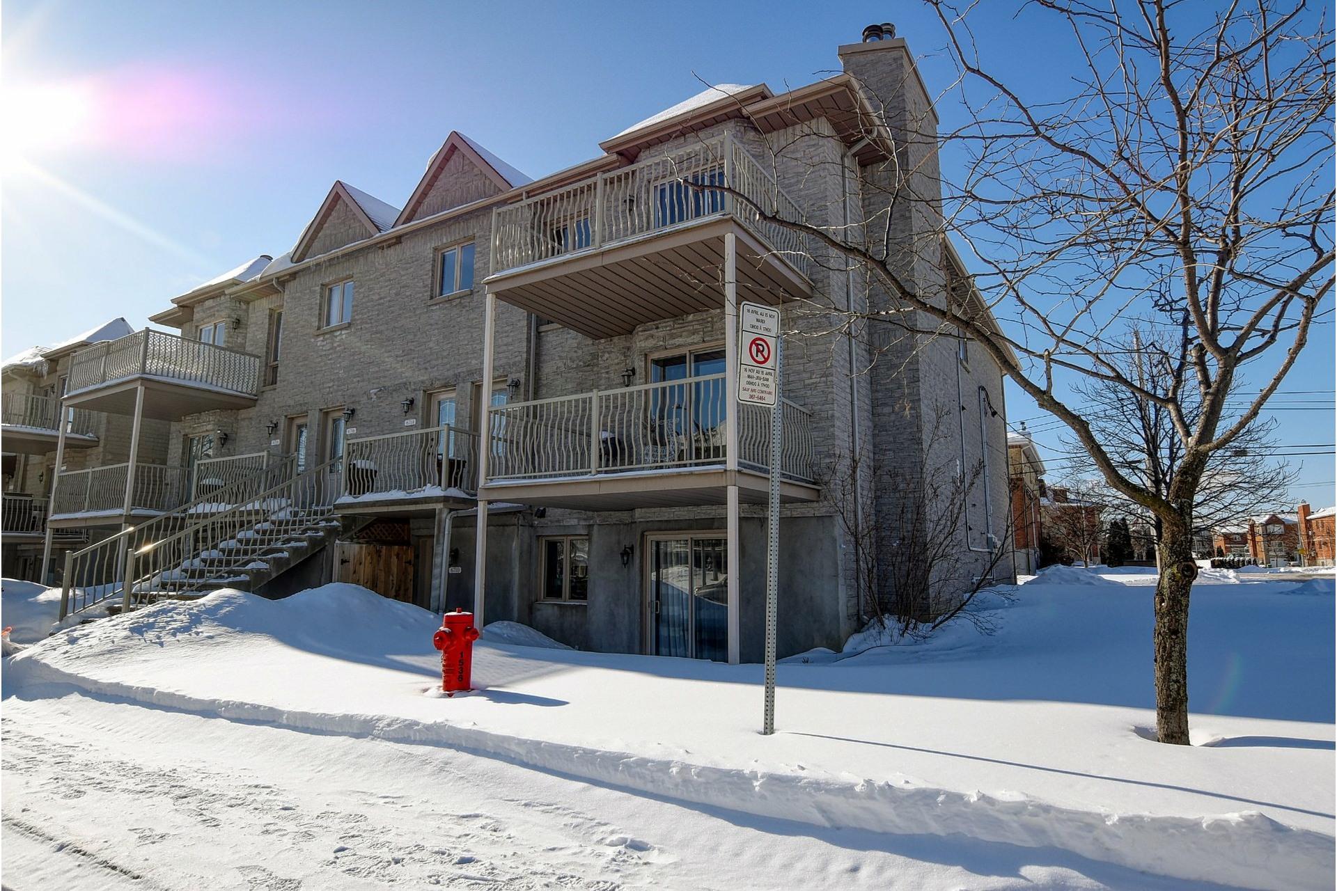 image 0 - Apartment For sale LaSalle Montréal  - 3 rooms