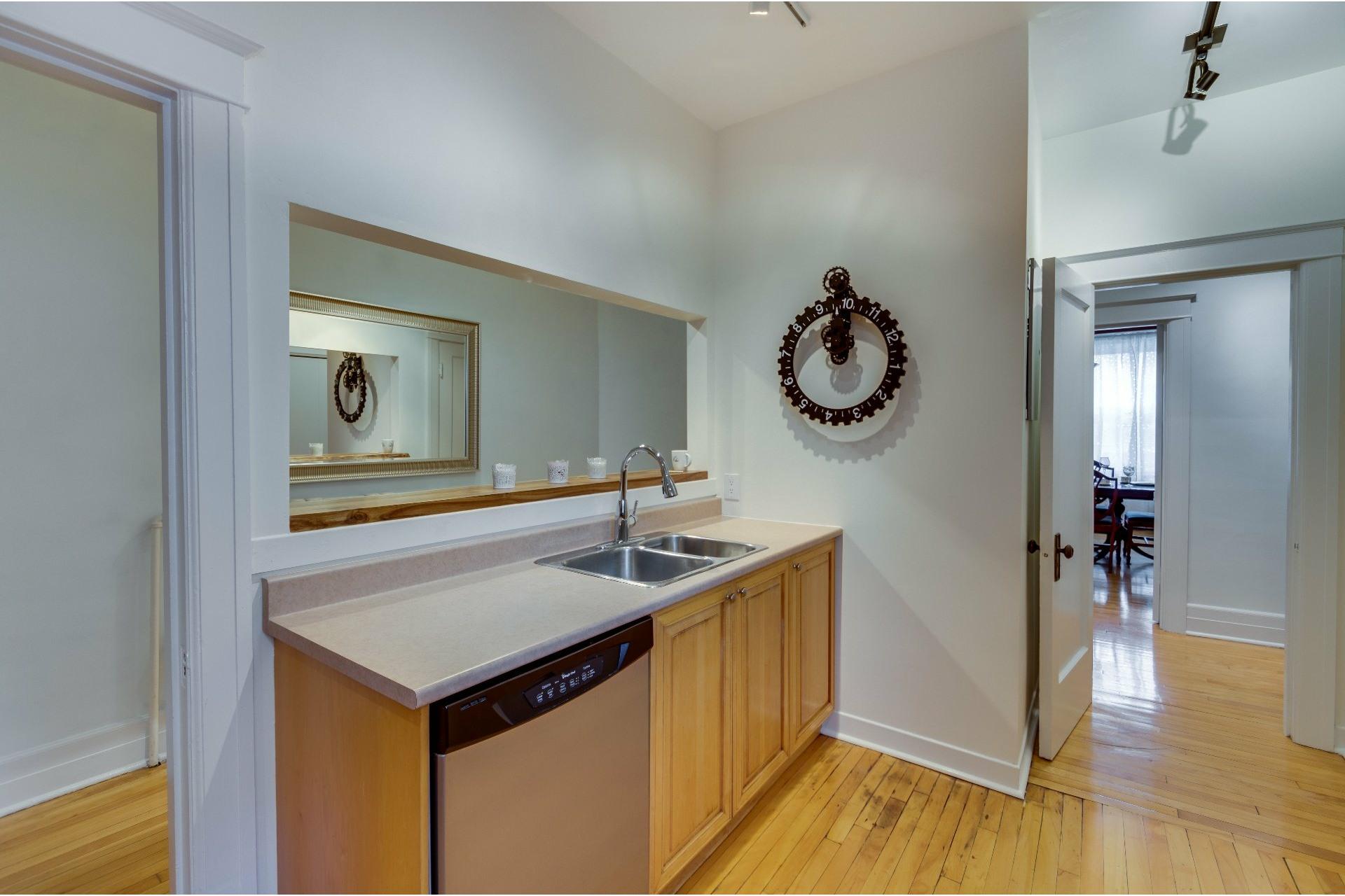 image 8 - Apartment For sale Côte-des-Neiges/Notre-Dame-de-Grâce Montréal  - 7 rooms