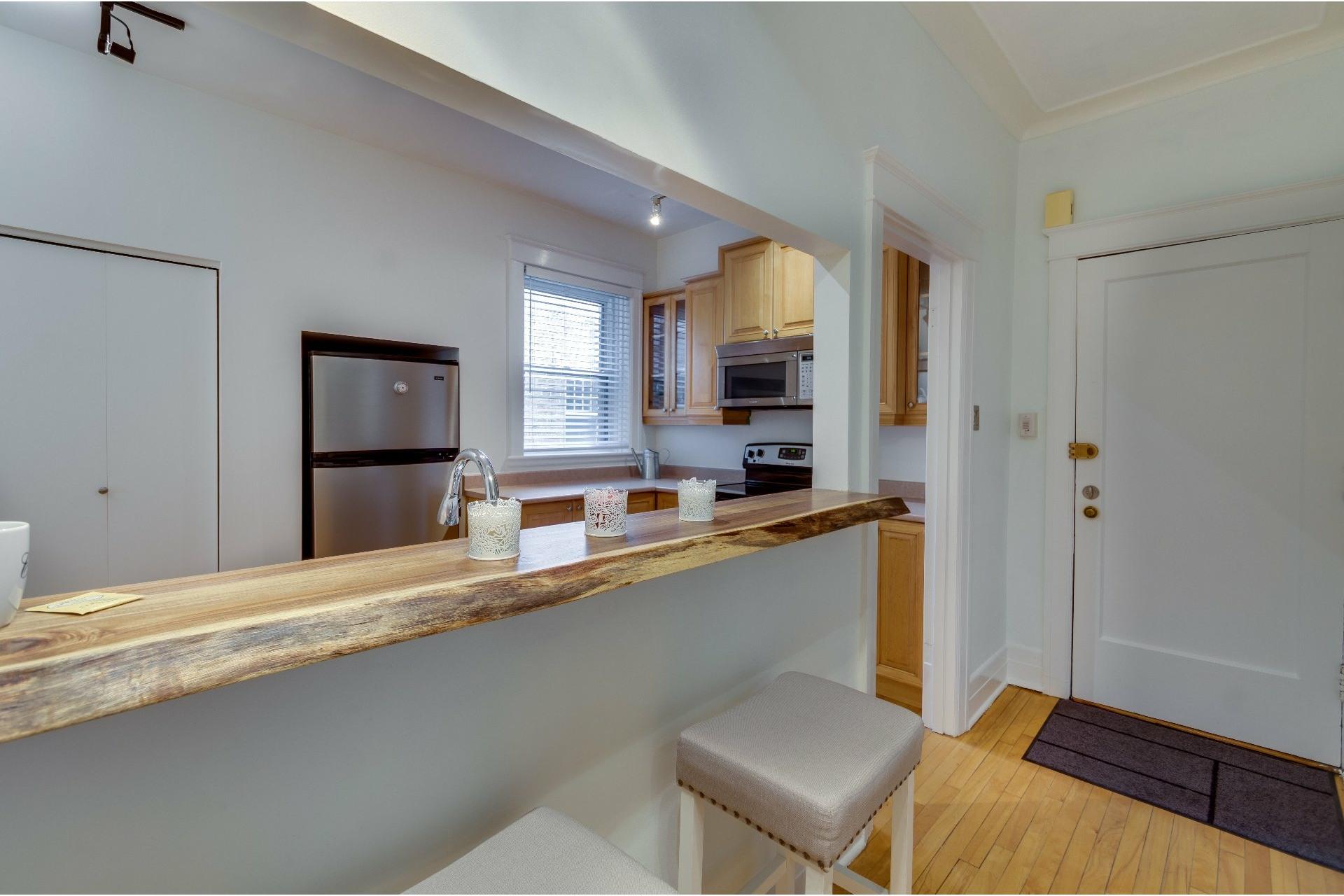 image 2 - Apartment For sale Côte-des-Neiges/Notre-Dame-de-Grâce Montréal  - 7 rooms
