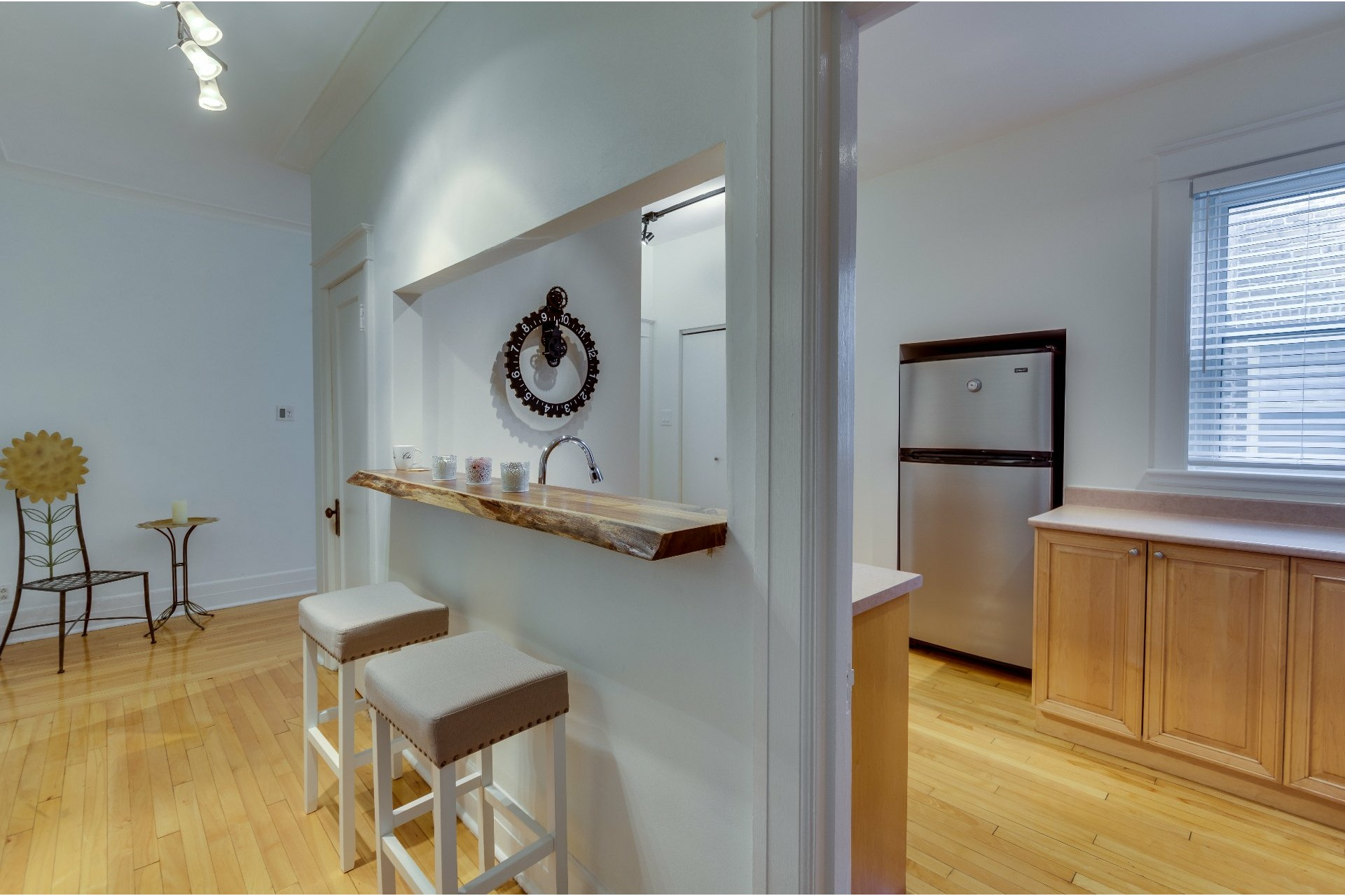 image 3 - Apartment For sale Côte-des-Neiges/Notre-Dame-de-Grâce Montréal  - 7 rooms