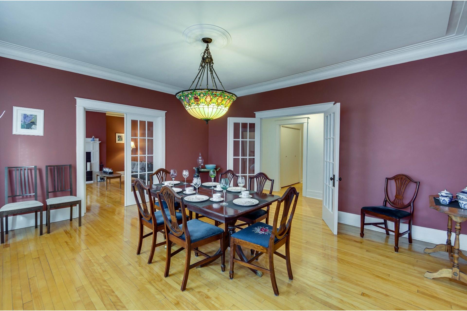 image 12 - Apartment For sale Côte-des-Neiges/Notre-Dame-de-Grâce Montréal  - 7 rooms