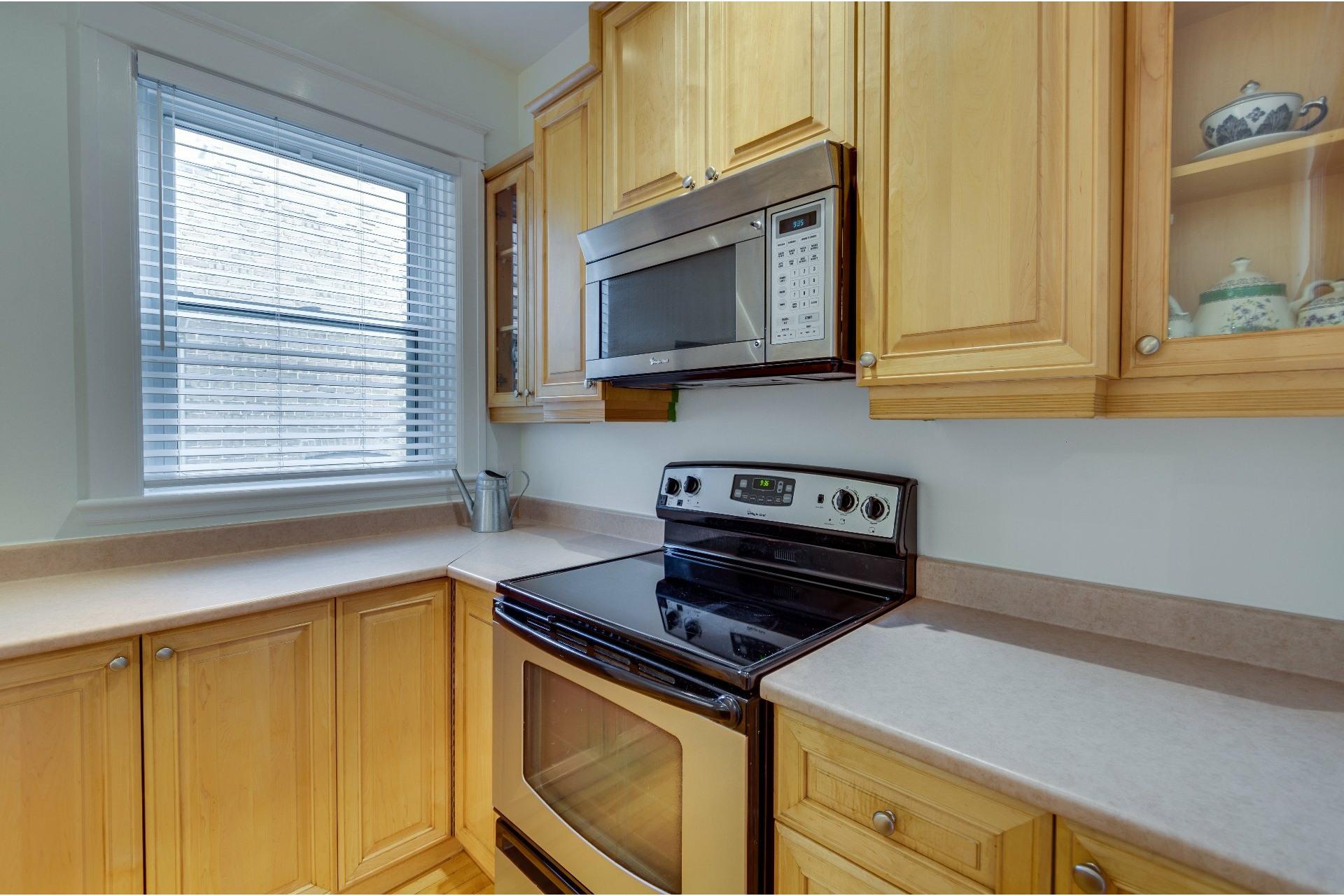 image 6 - Apartment For sale Côte-des-Neiges/Notre-Dame-de-Grâce Montréal  - 7 rooms
